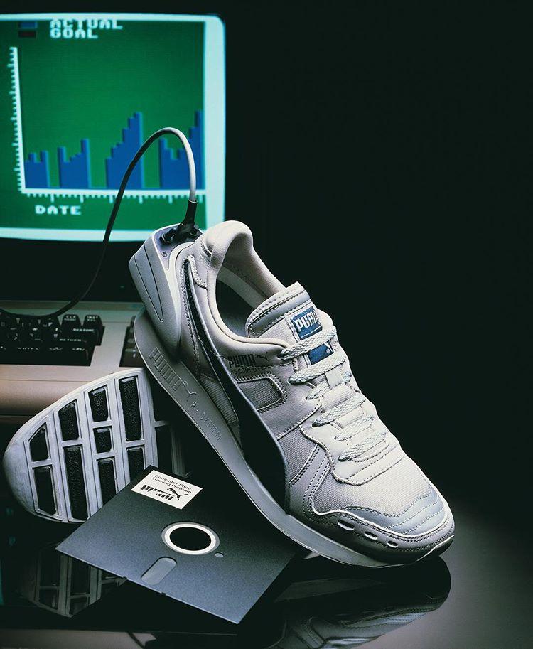 c746f654 Кроссовки с компьютером от Puma перезапускаются? - Статьи блога интернет  магазина Sneakerhead