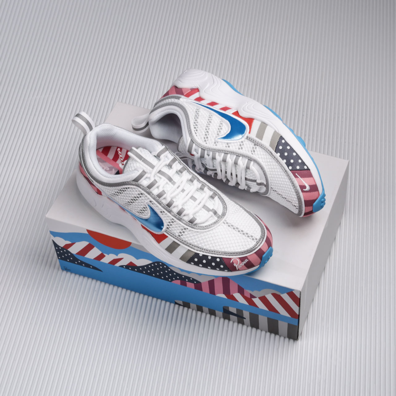 Кроссовки Nike Air Zoom Spiridon Parra