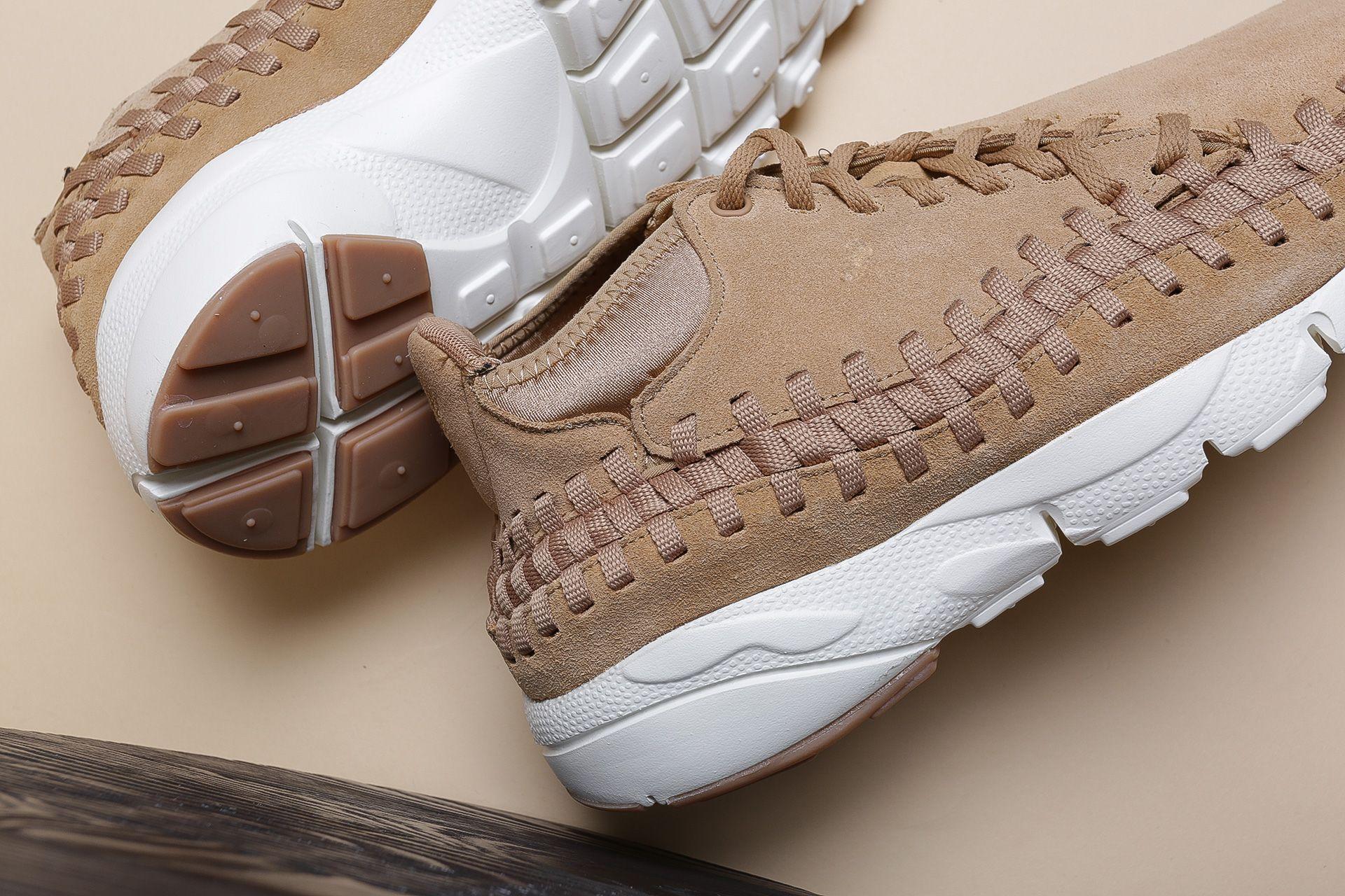 sports shoes 4bcda b86f8 ... Купить мужские кроссовки Nike Air Footscape Woven Chukka - фото 3  картинки ...