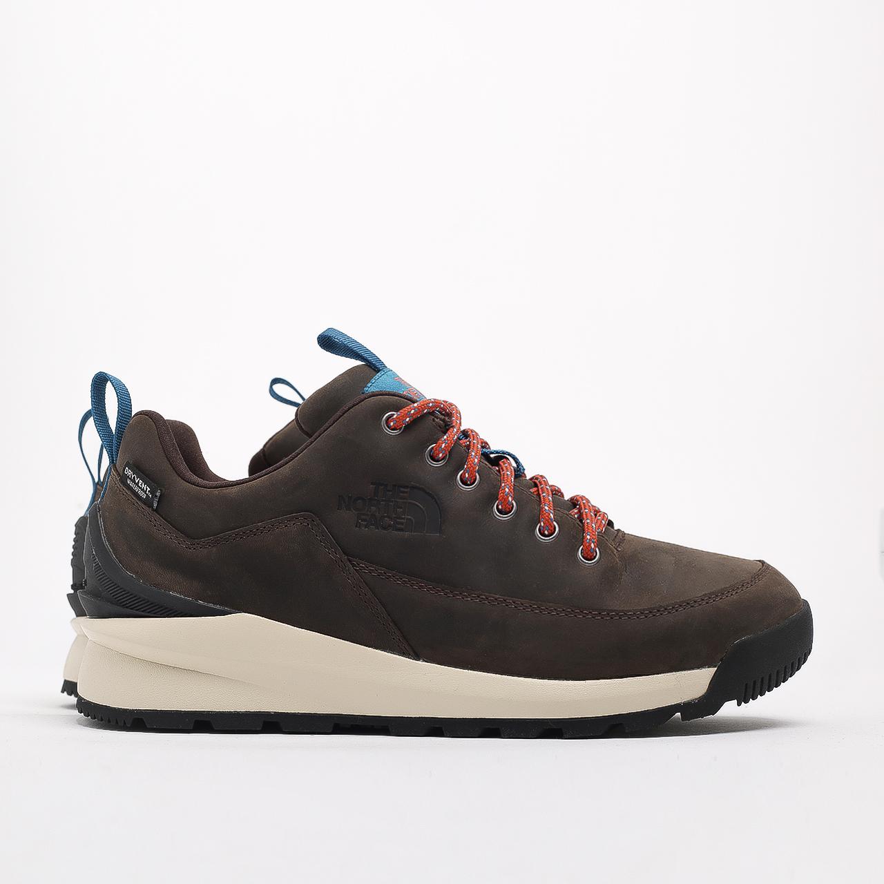 Купить коричневые мужские ботинки Back-TO-Berkeley Low WP от The North Face (TA4OBSU6V) по цене 11690 рублей