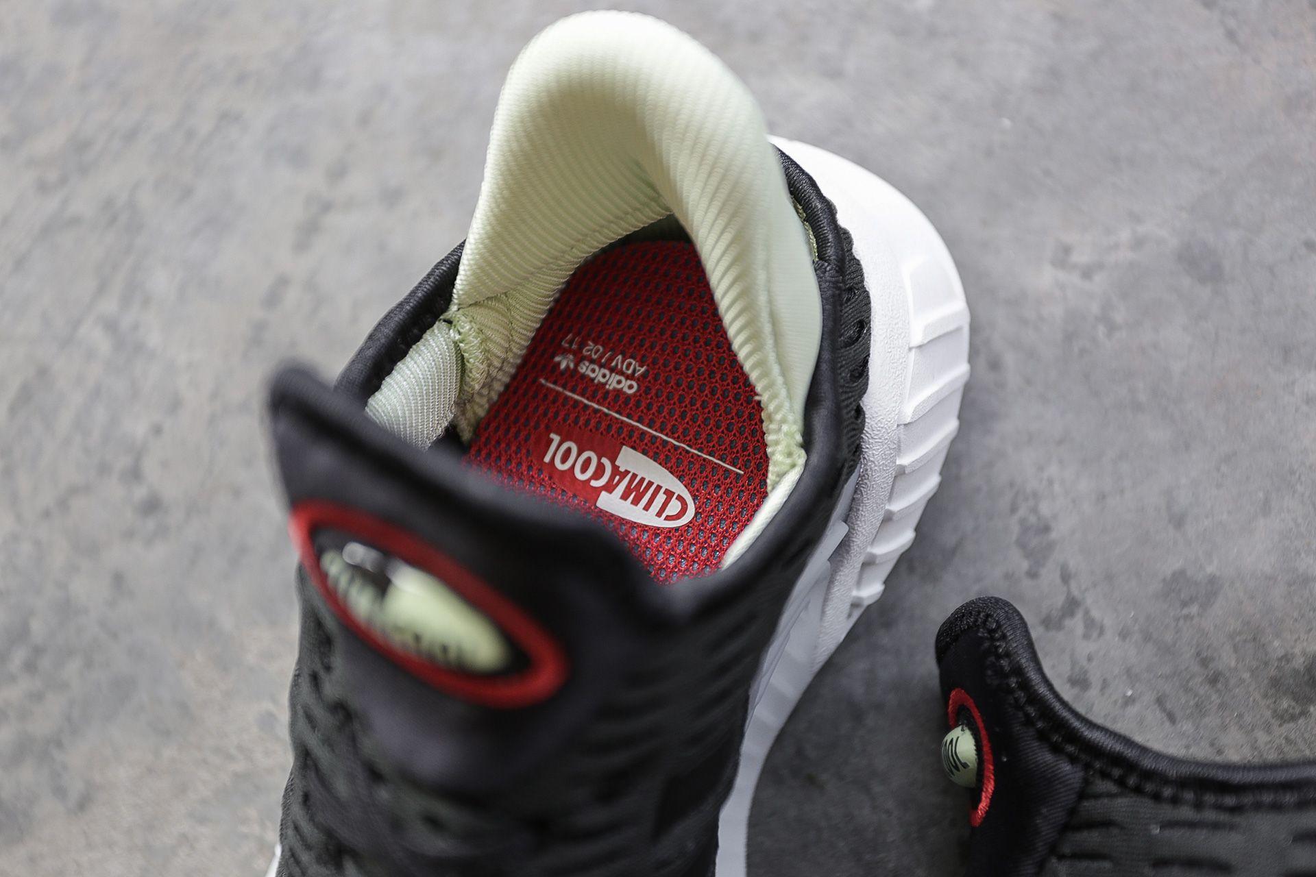 in stock 36c90 9b7fb Купить черные женские кроссовки Climacool 02/17 W от adidas ...