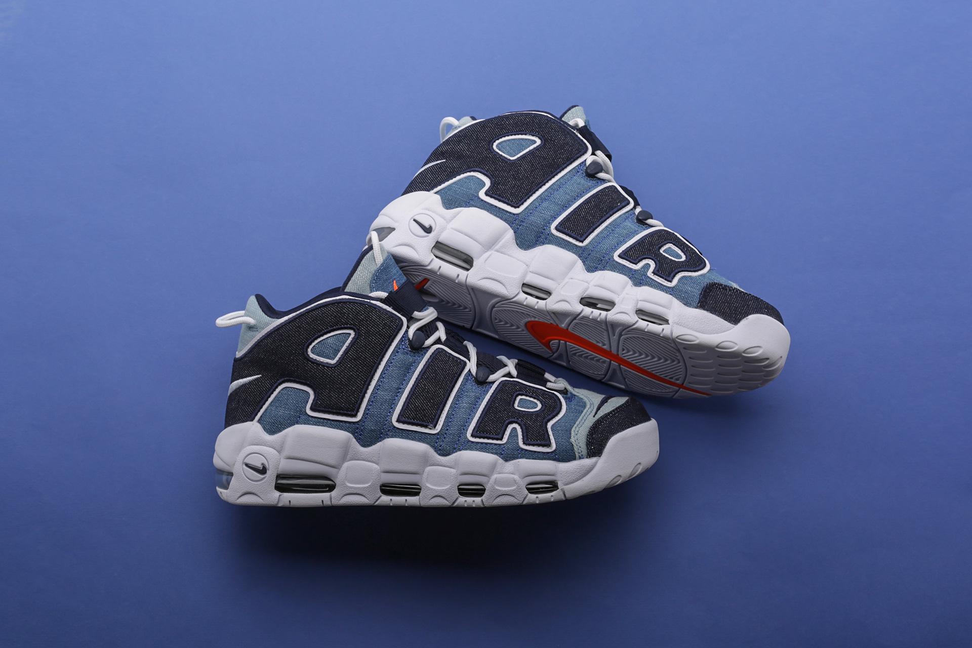o rozsądnej cenie sklep w Wielkiej Brytanii sklep internetowy Мужские Кроссовки Air More Uptempo '96 QS Nike (CJ6125-100)