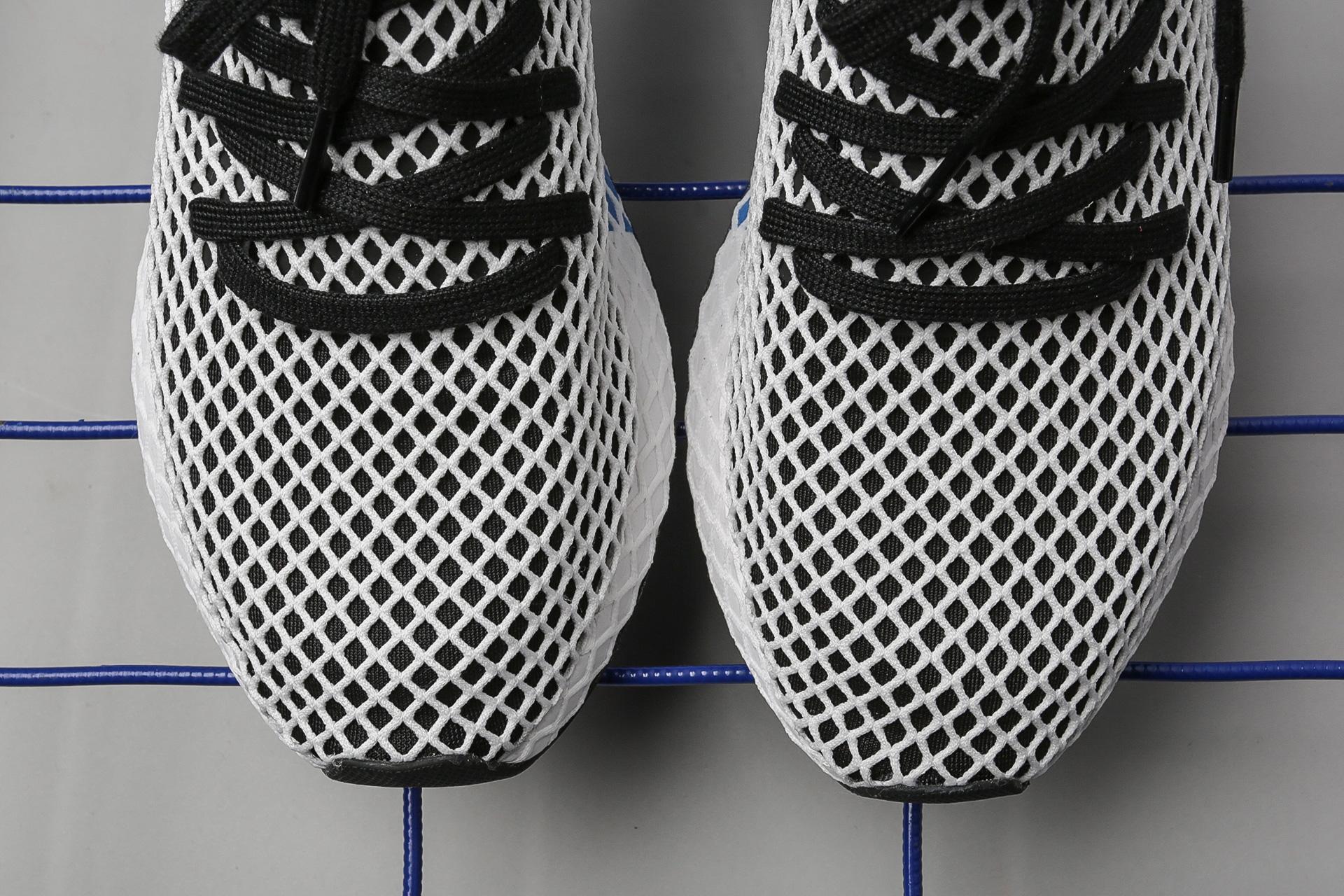 ca447b7b Купить черные мужские кроссовки Deerupt Runner от adidas Originals ...