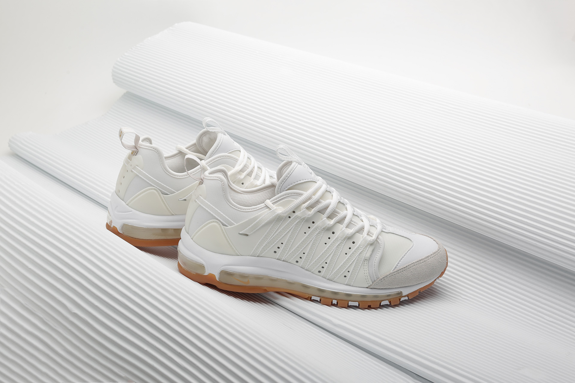 95792781 Купить белые мужские кроссовки Air Max 97 / Haven / Clot от Nike ...