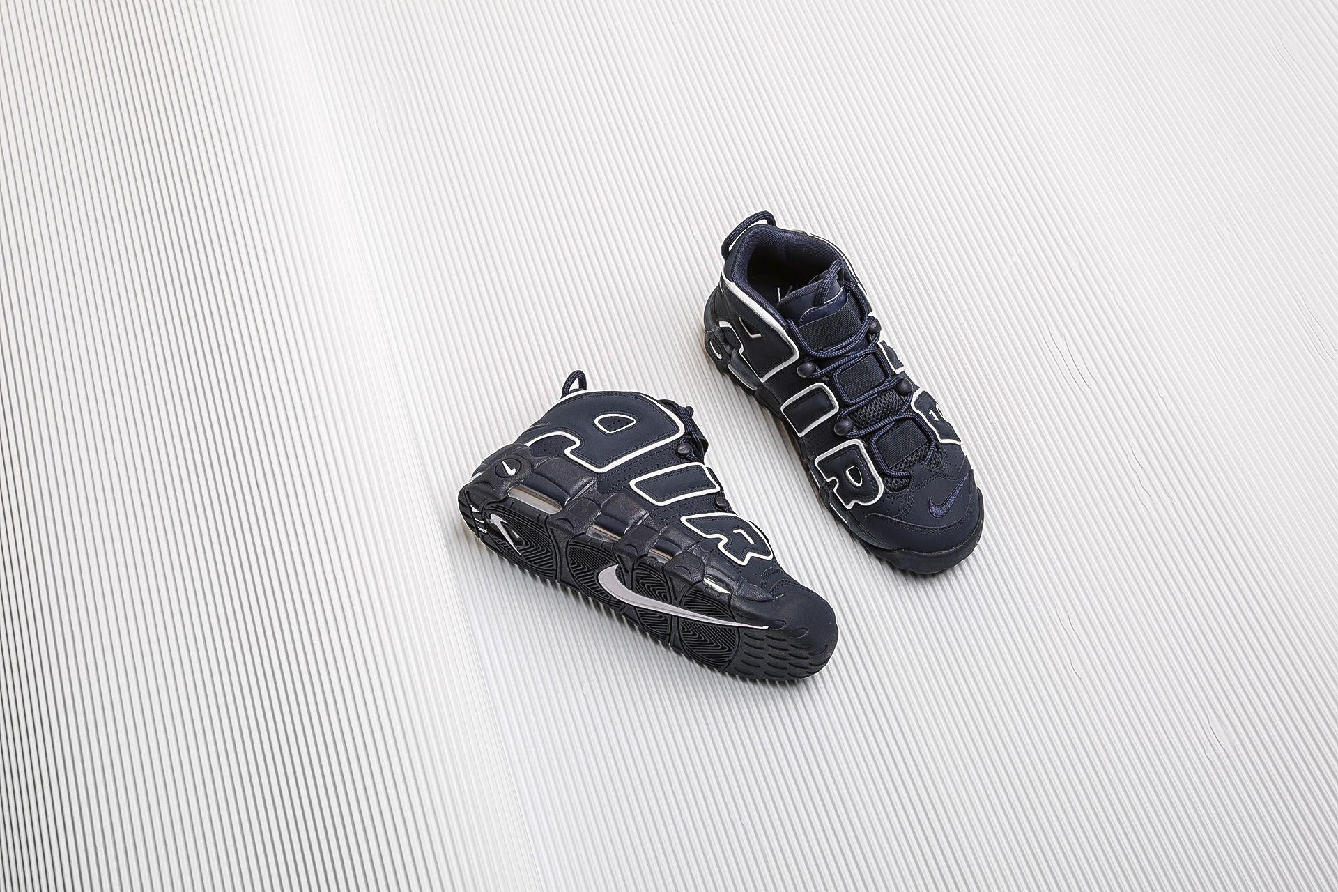 20e0c8154d607 Купить синие мужские кроссовки Air More Uptempo `96 от Nike (921948 ...