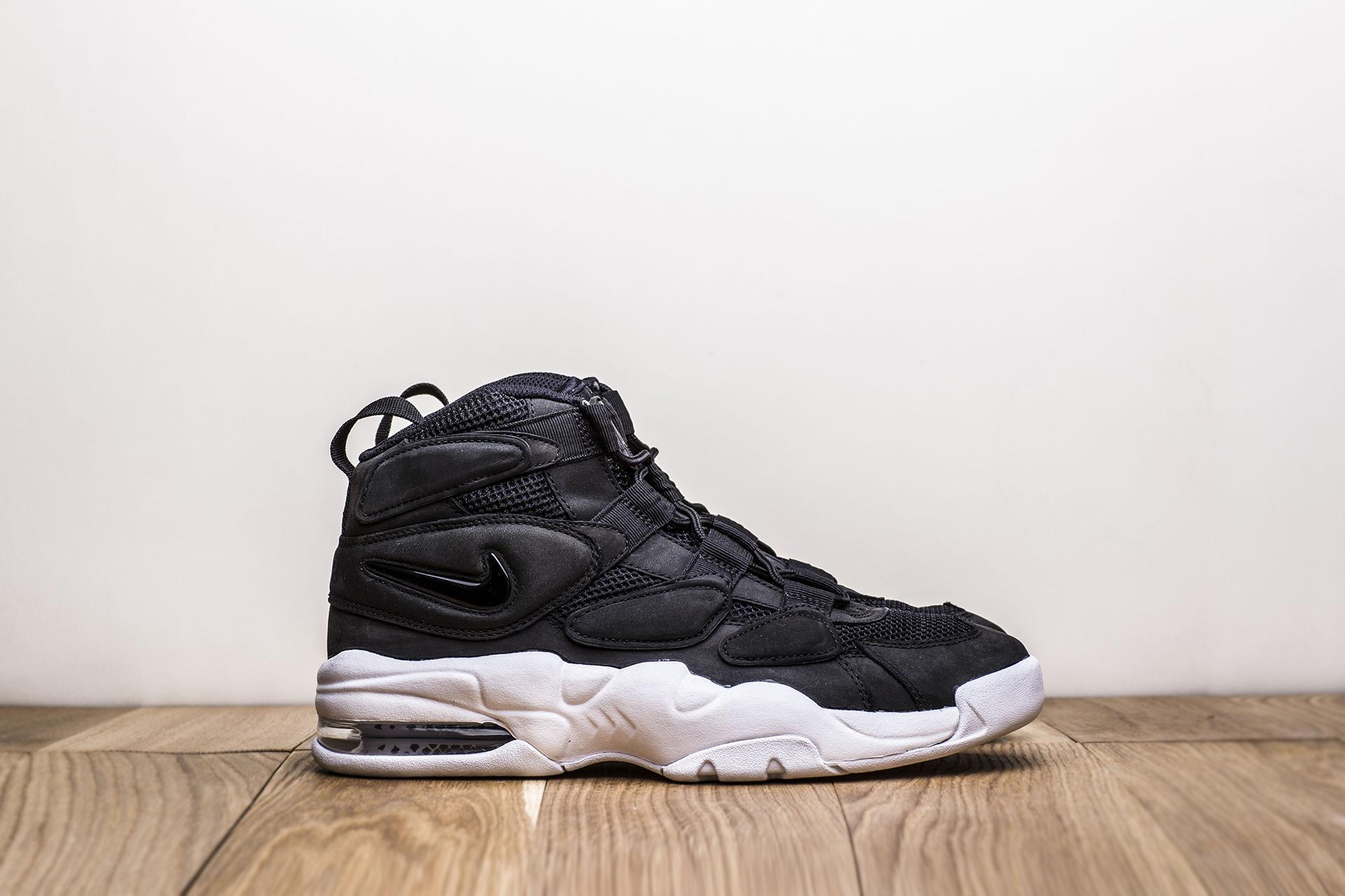 ab30d851 Купить черные мужские кроссовки Air Max 2 Uptempo QS от Nike (919831 ...