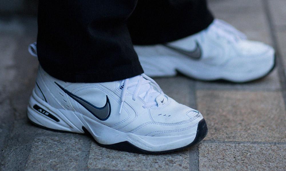b72dc0b3 Знаменитости в Nike Air Monarch IV - Статьи блога интернет магазина  Sneakerhead