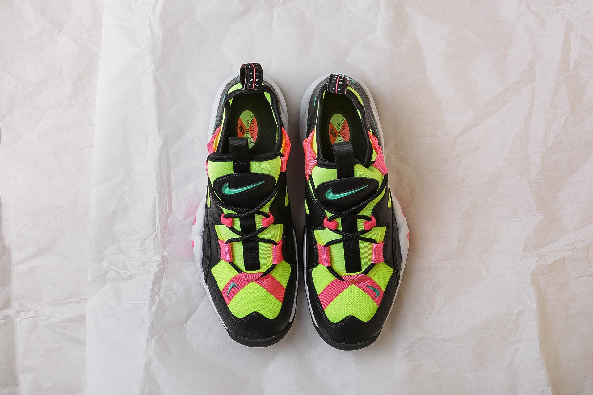 separation shoes 88026 66ae8 ... Купить мужские черные кроссовки Nike Air Scream LWP - фото 2 картинки  ...