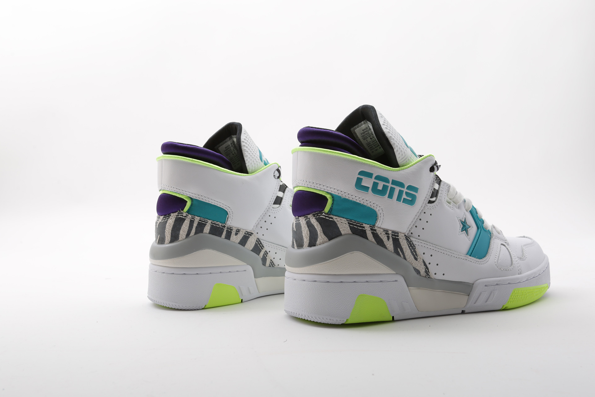12a863d2 ... Купить мужские белые кроссовки Converse Don C ERX 260 Mid - фото 5  картинки ...