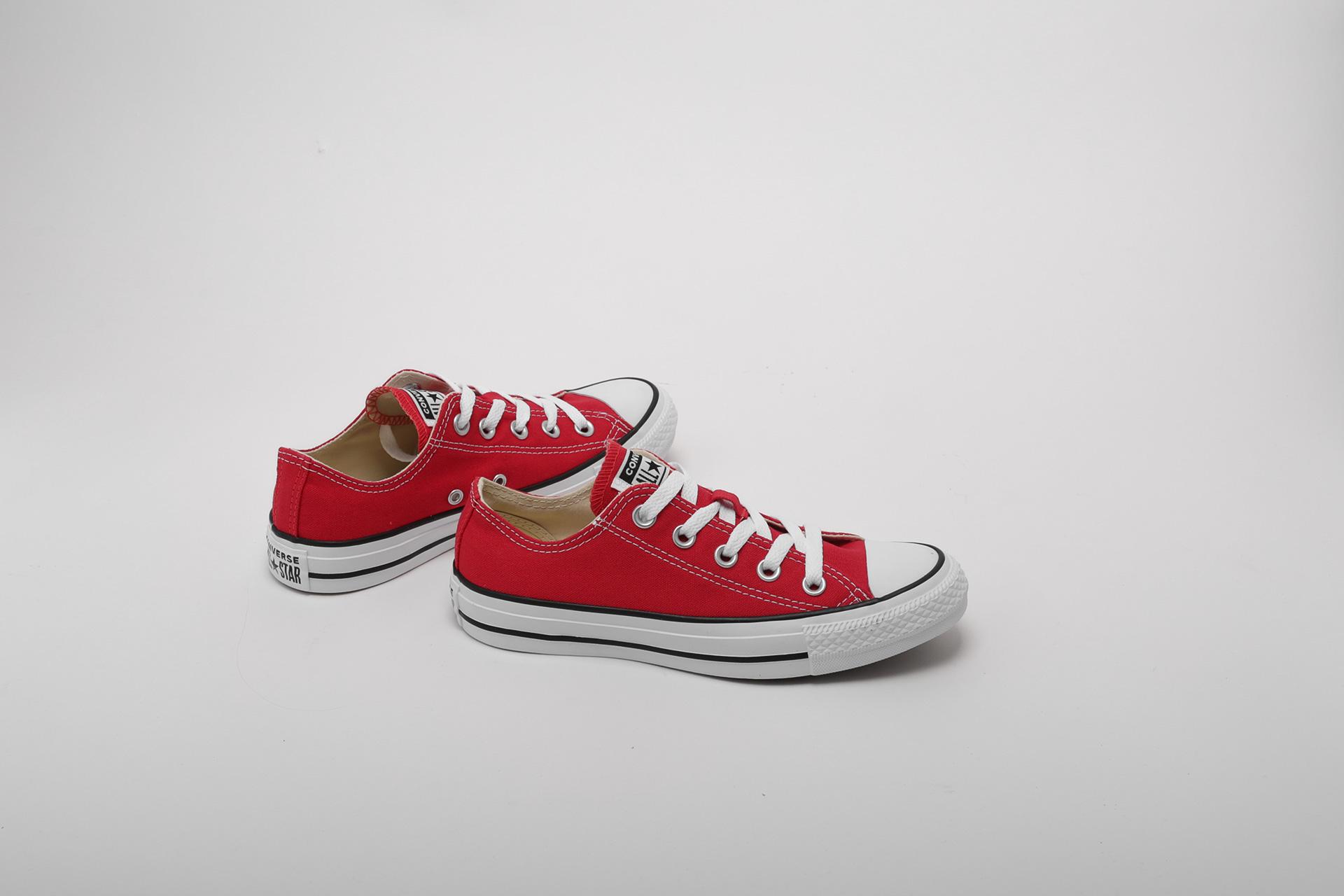 1554fbb1 Купить красные кеды All Star OX от Converse (M9696) по цене 5200 рублей
