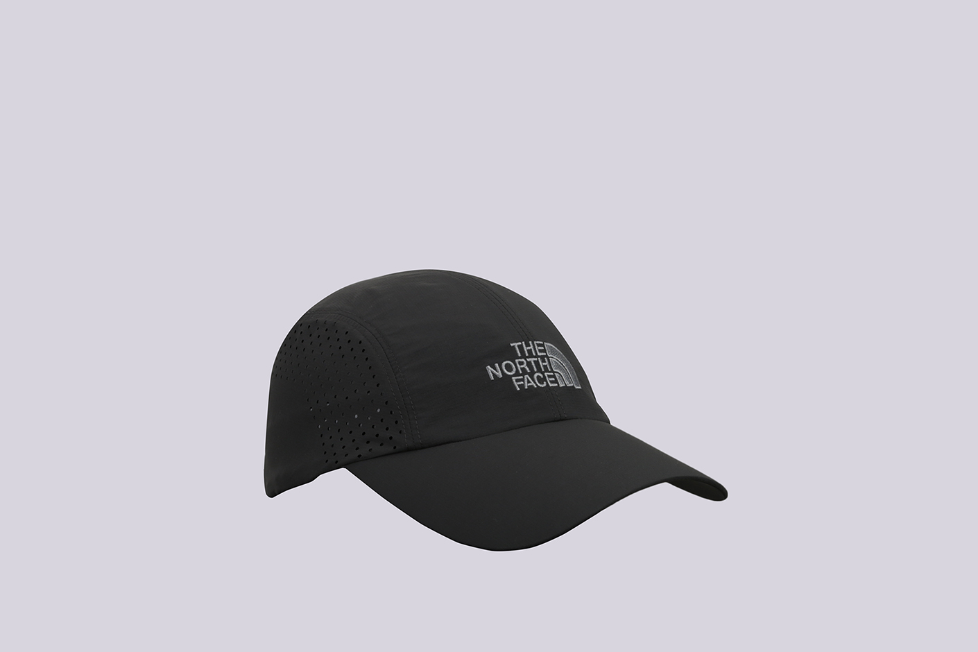 чёрная кепка The North Face Sun Shield Ball Cap