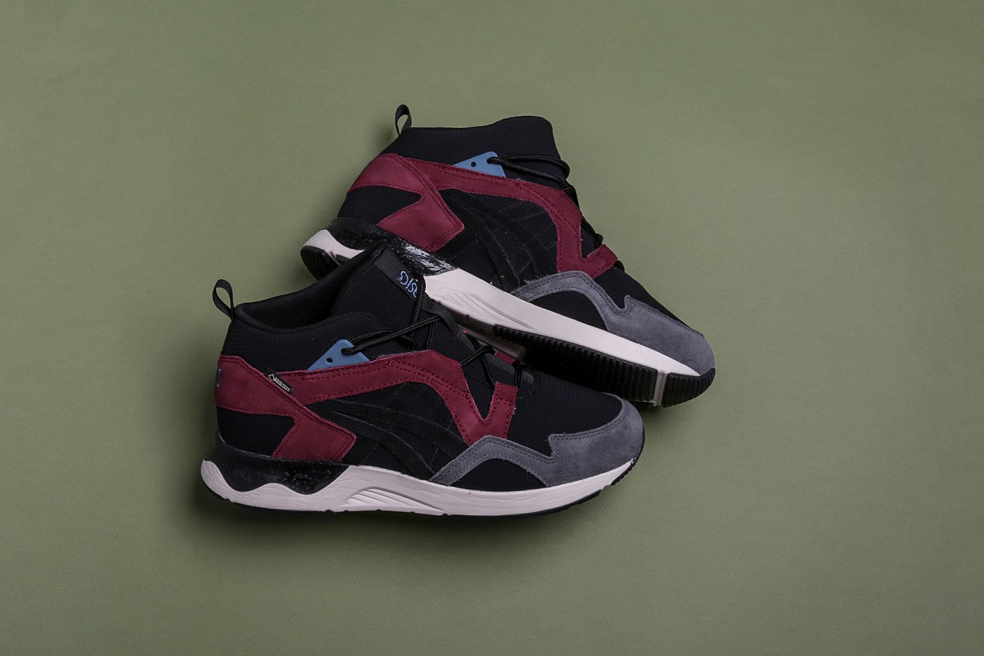 245843135fdd Купить черные мужские кроссовки Gel-Lyte V Sanze MT G-TX от ASICS ...