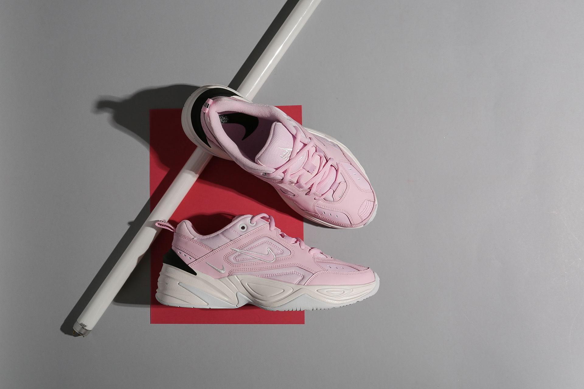 a1570303 Купить розовые женские кроссовки WMNS M2K Tekno от Nike (AO3108-600 ...