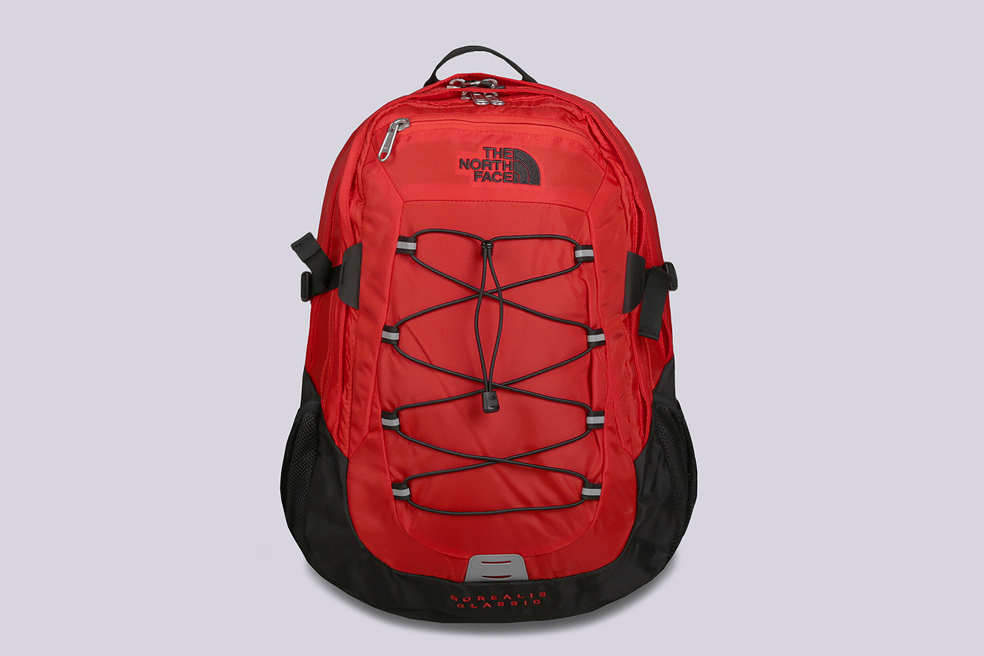 красный рюкзак The North Face Borealis Classic 27L
