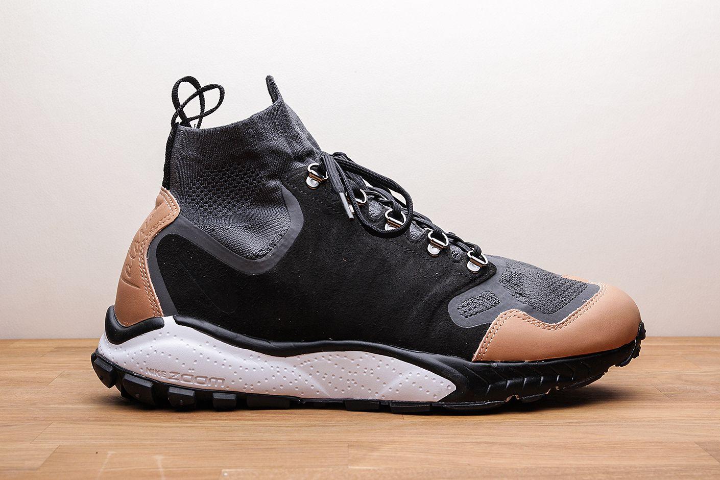 1afd3b22 Купить черные мужские кроссовки Air Zoom Talaria Mid FK PRM от Nike ...