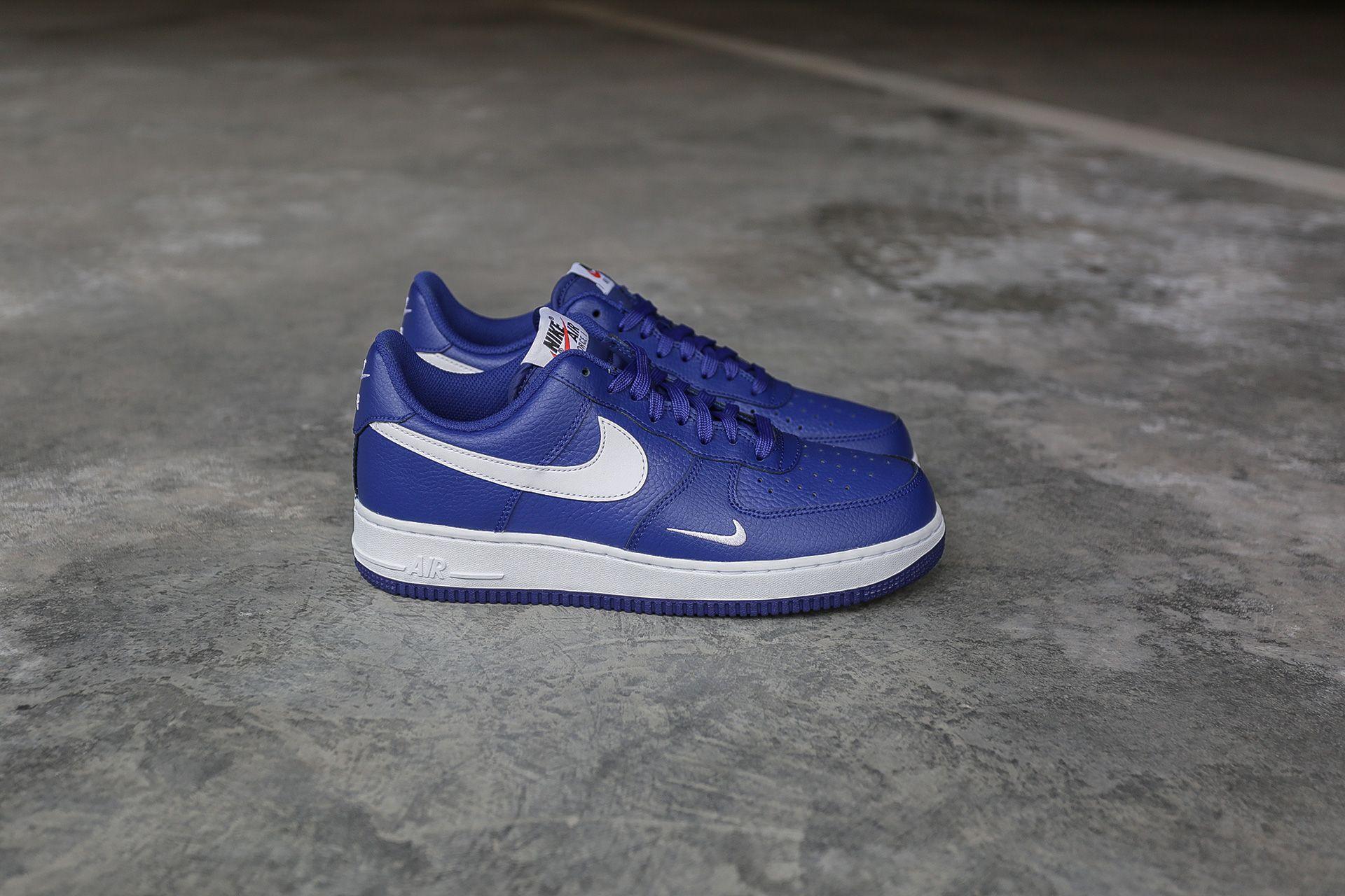 afe0e71d Купить синие мужские кроссовки Air Force 1 от Nike (820266-406) по ...