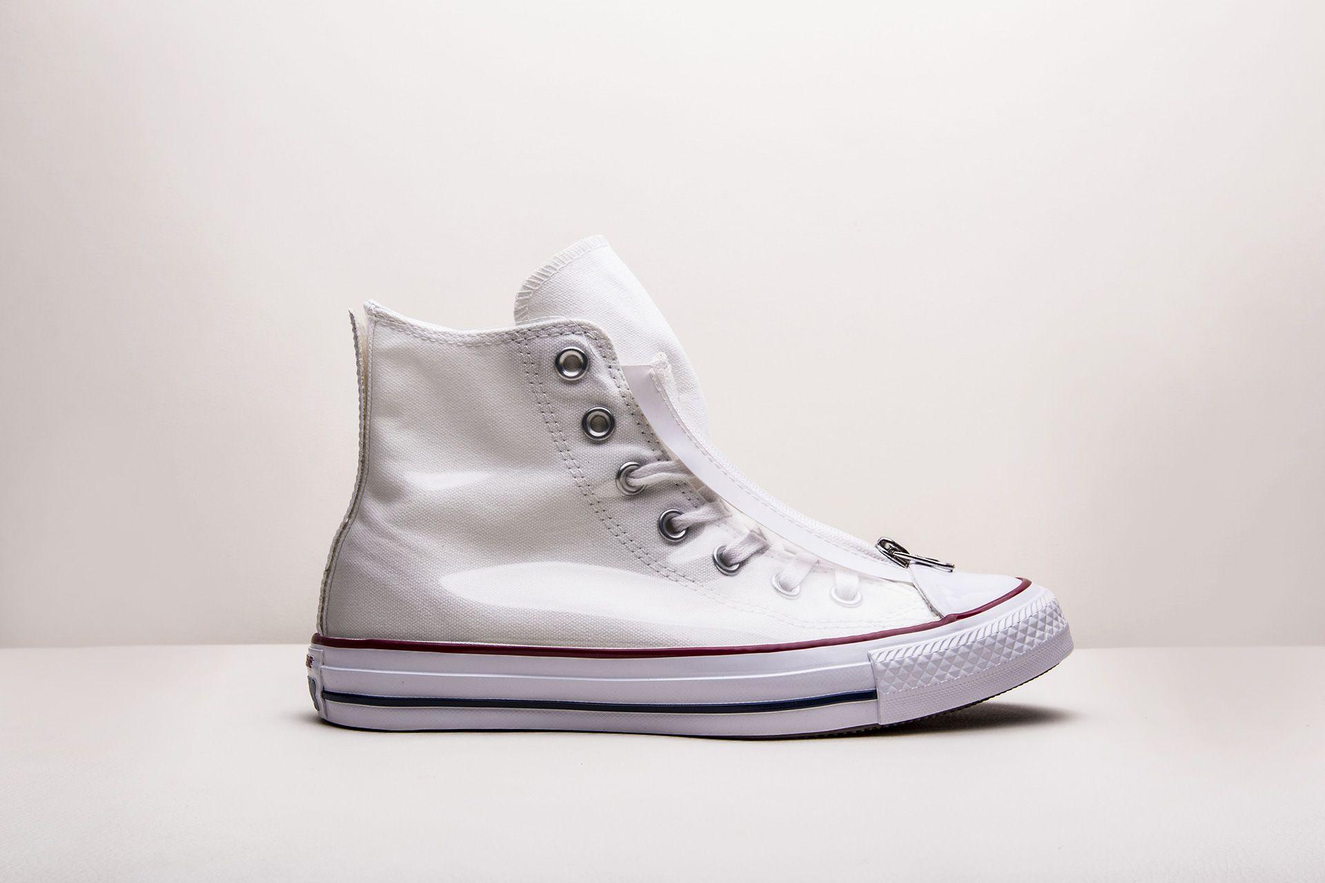 Купить женские белые кеды Converse All Star Shroud Translucent Rubber 3a3cd1e2c5b1e