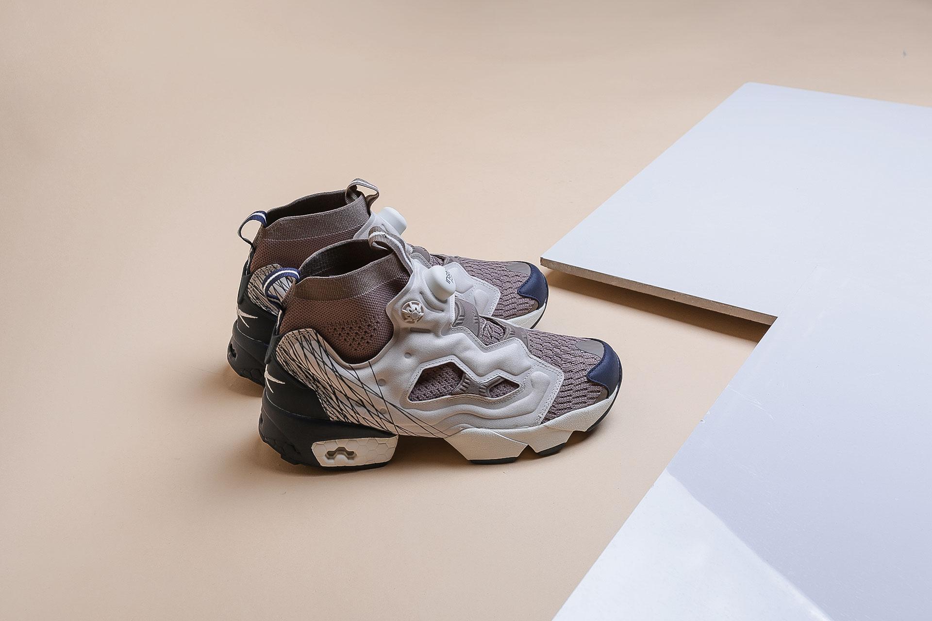 821a34894069d6 Купить бежевые мужские кроссовки Instapump Fury OG ULTK TL от Reebok ...