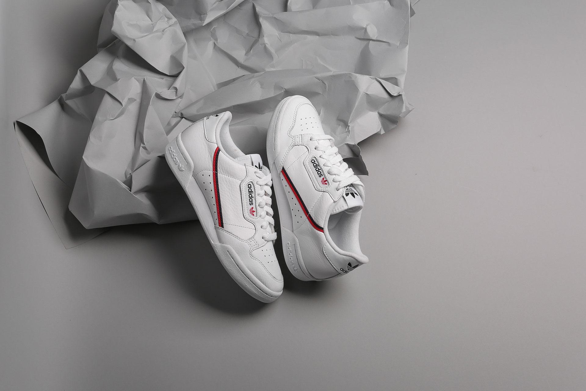 ba88ee75 Купить белые кроссовки Continental 80 от adidas Originals (B41674 ...