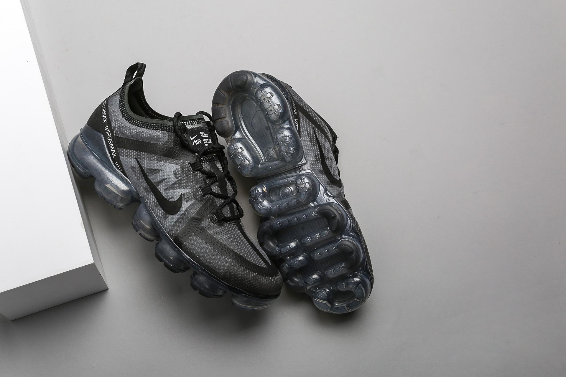 0caef051 ... Купить мужские серые кроссовки Nike Air Vapormax 2019 - фото 6 картинки  ...