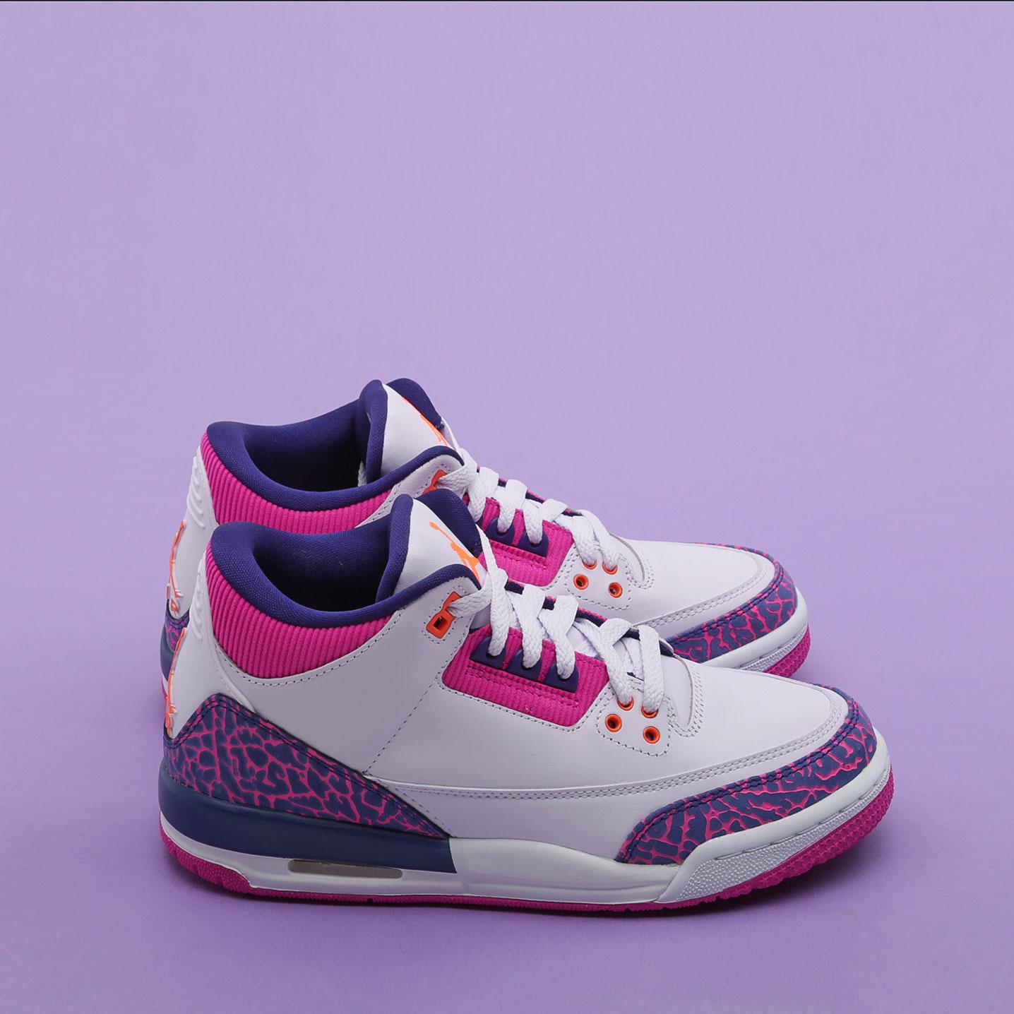Кроссовки Jordan 3 Retro GS