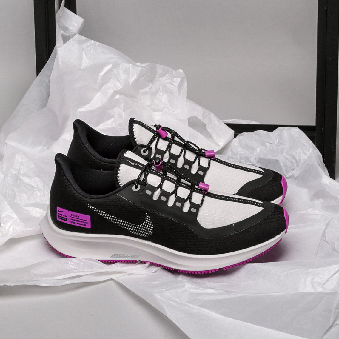 sports shoes 8d785 1b0d3 Кроссовки Nike Air Zoom Pegasus 35 Shield NRG