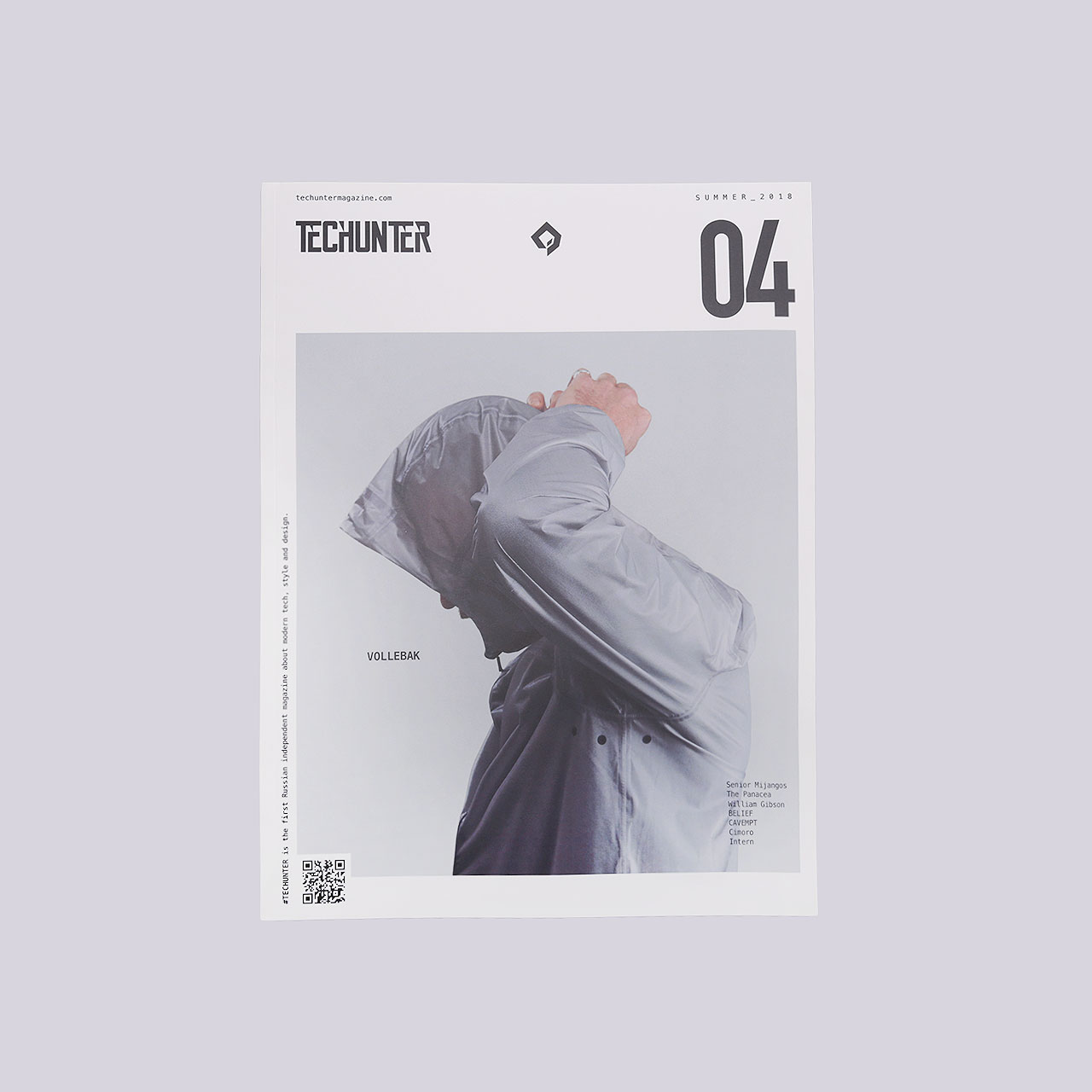 Журнал Techunter 04