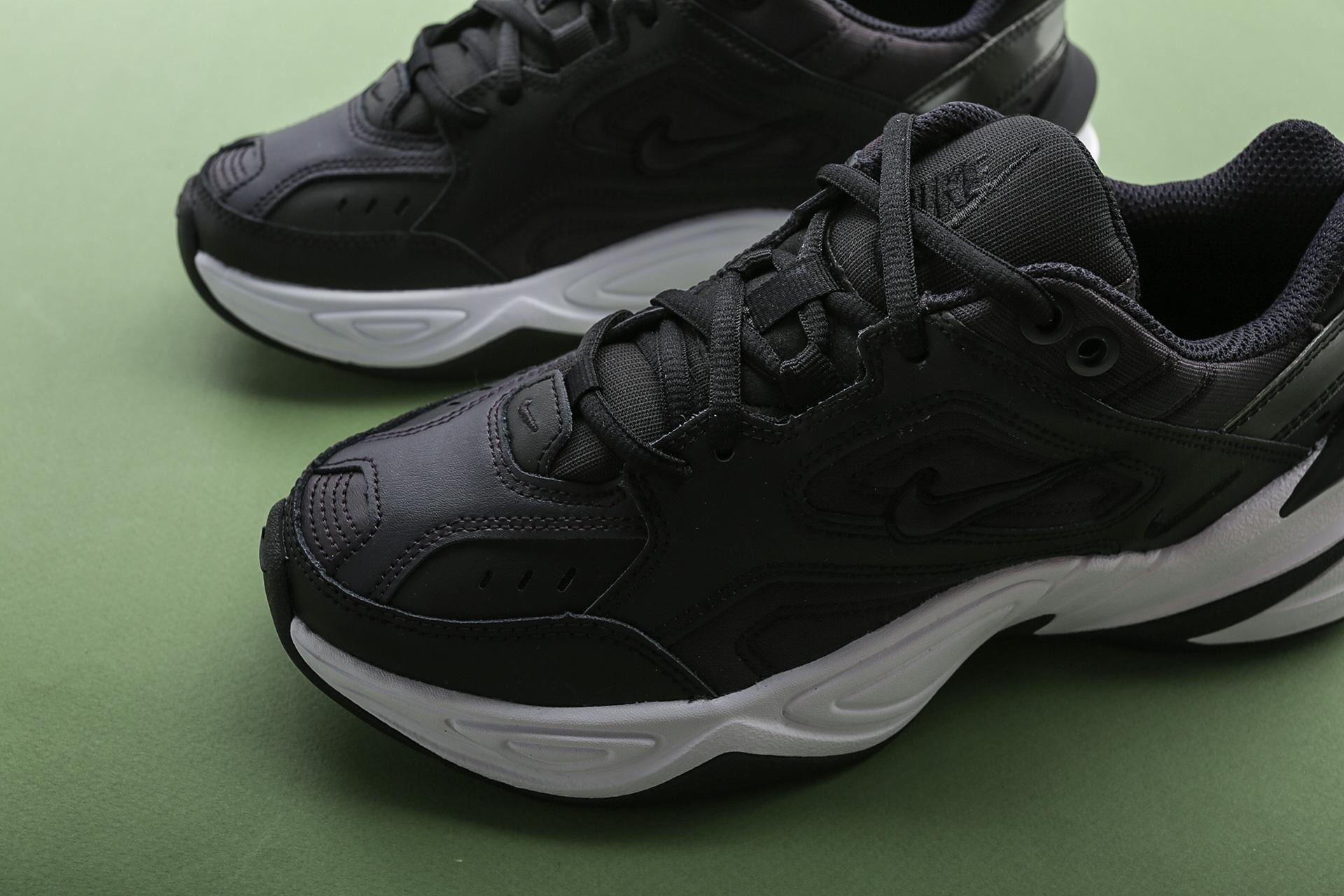 7f99648b14a7f ... Купить женские черные кроссовки Nike WMNS M2K Tekno - фото 2 картинки  ...
