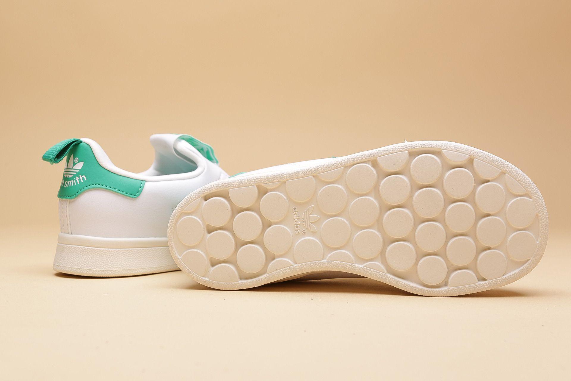c5c47874 ... Купить детские белые кроссовки adidas Originals Stan Smith 360 C - фото  5 картинки