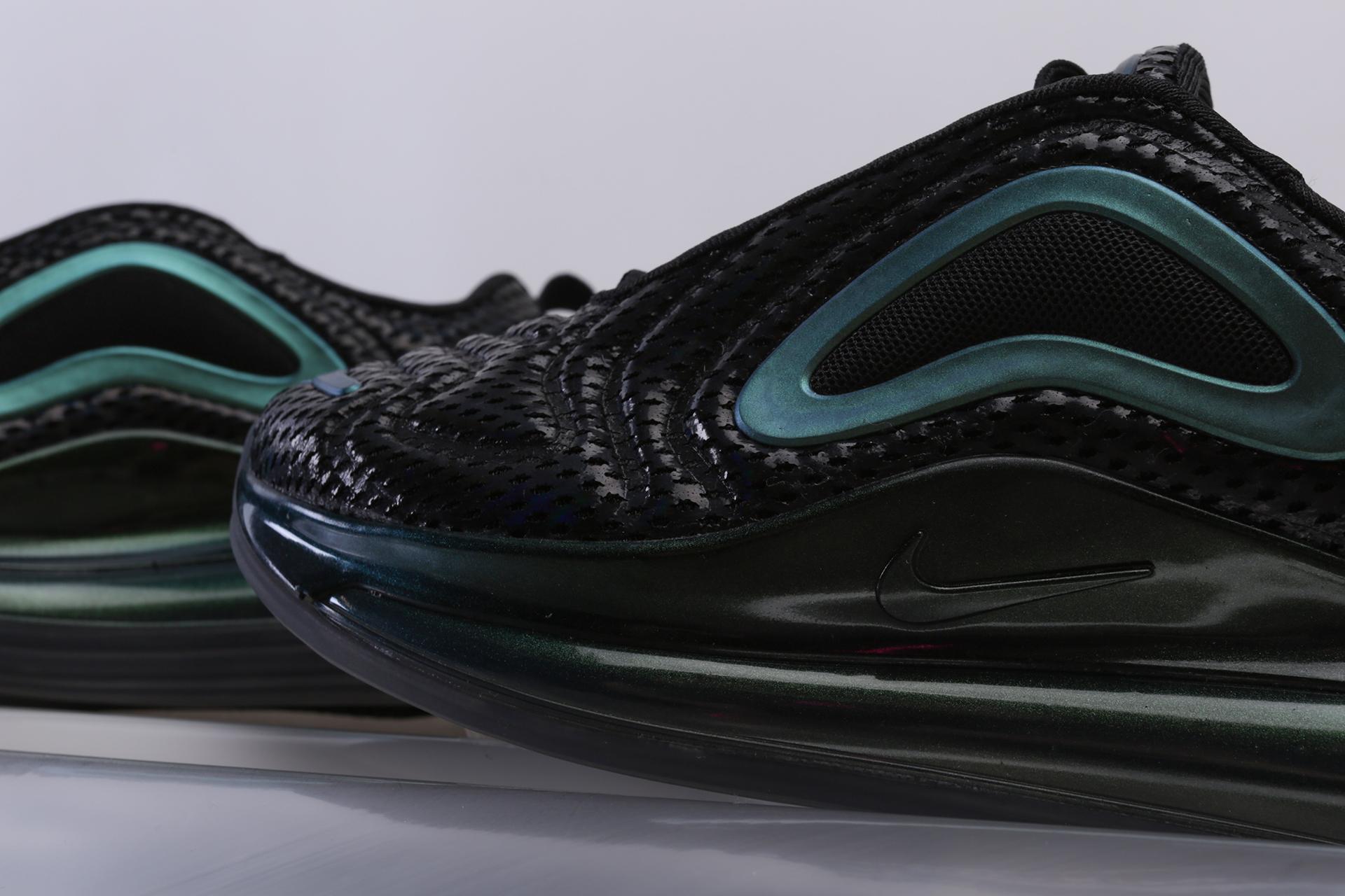3c358cda ... Купить женские черные кроссовки Nike W Air Max 720 - фото 7 картинки