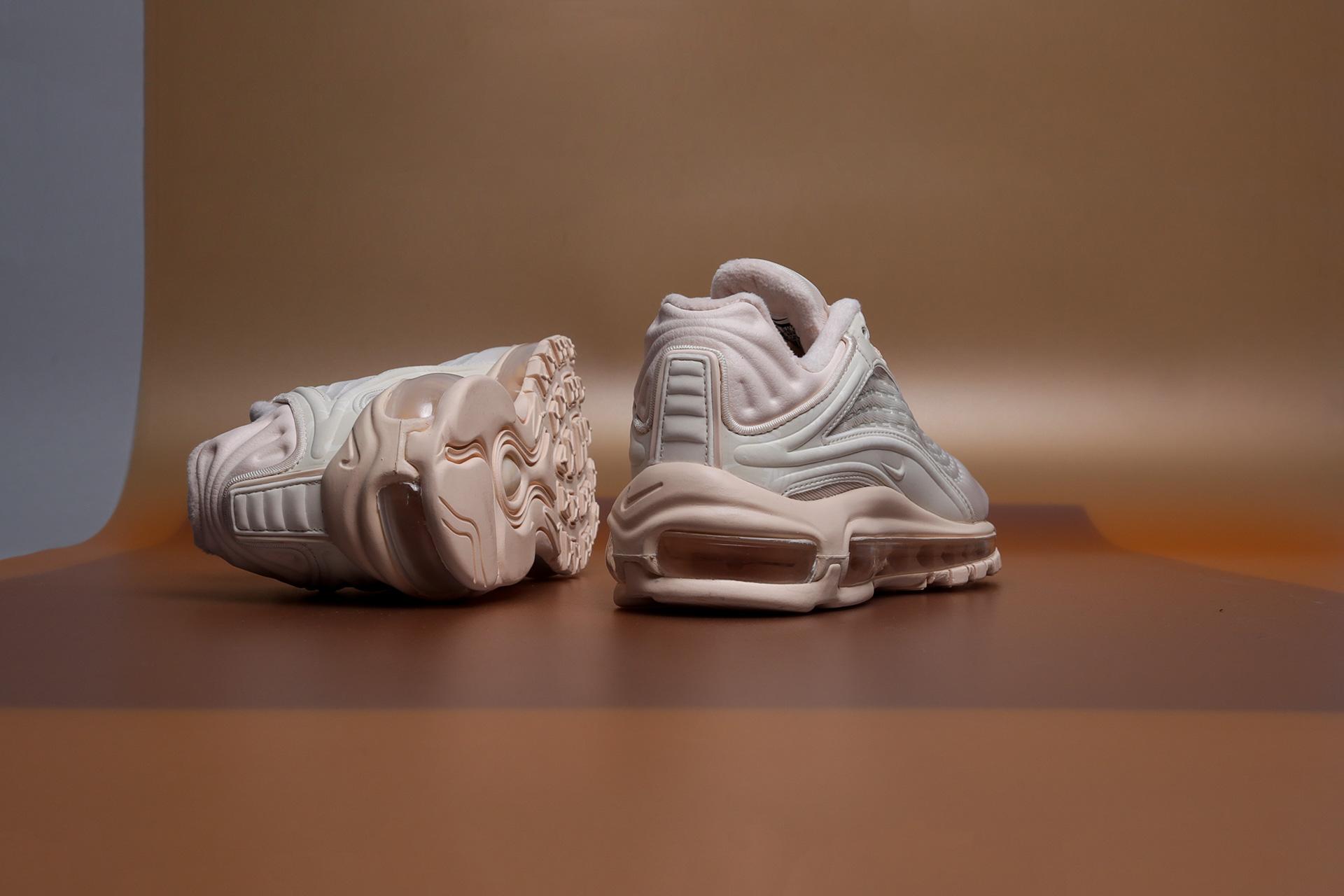 fd66aeb8 ... Купить женские бежевые кроссовки Nike Air Max Deluxe SE - фото 4  картинки ...