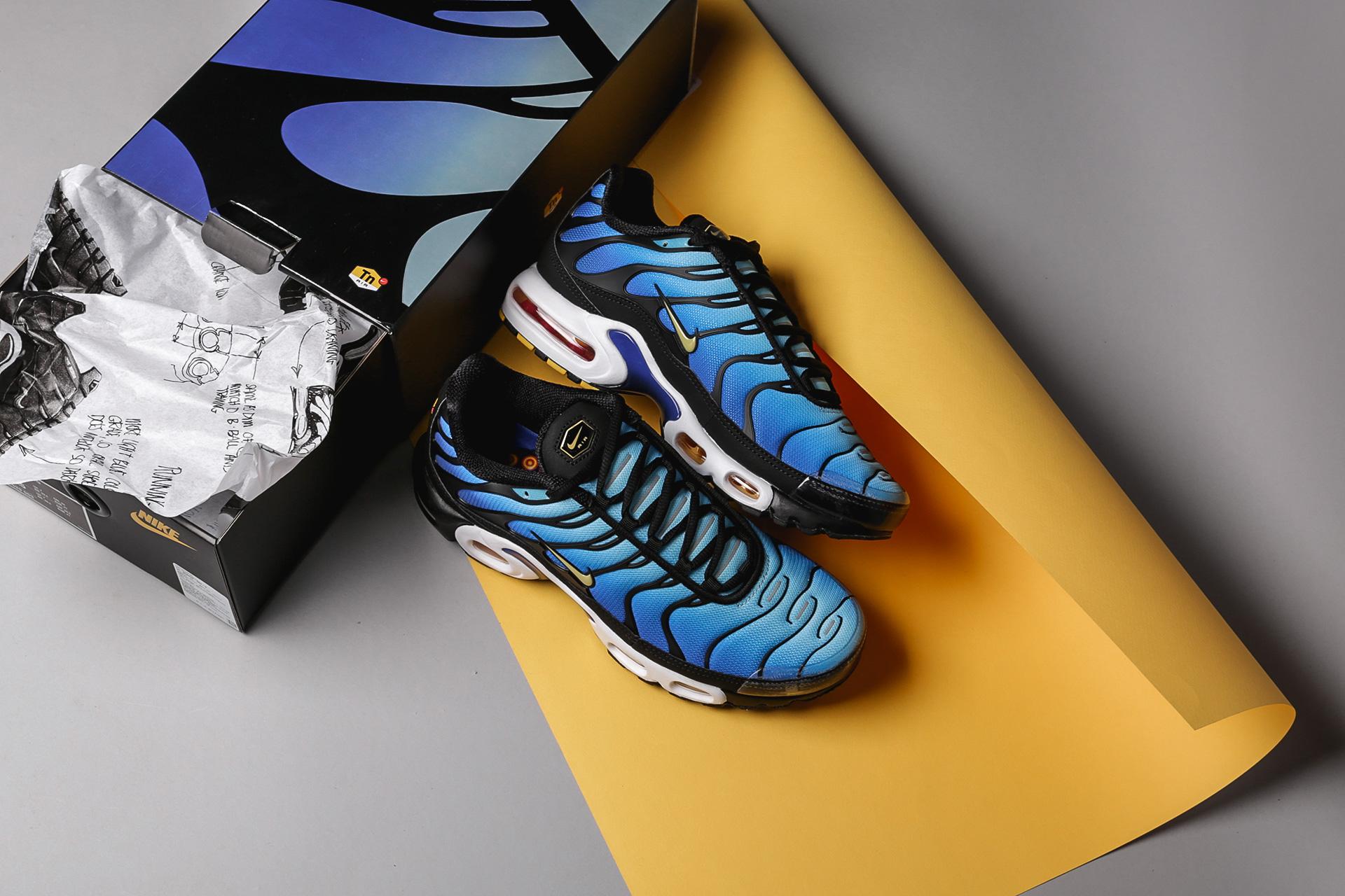 bfddbd8e213809 Купить синие мужские кроссовки Air Max Plus OG от Nike (BQ4629-003 ...