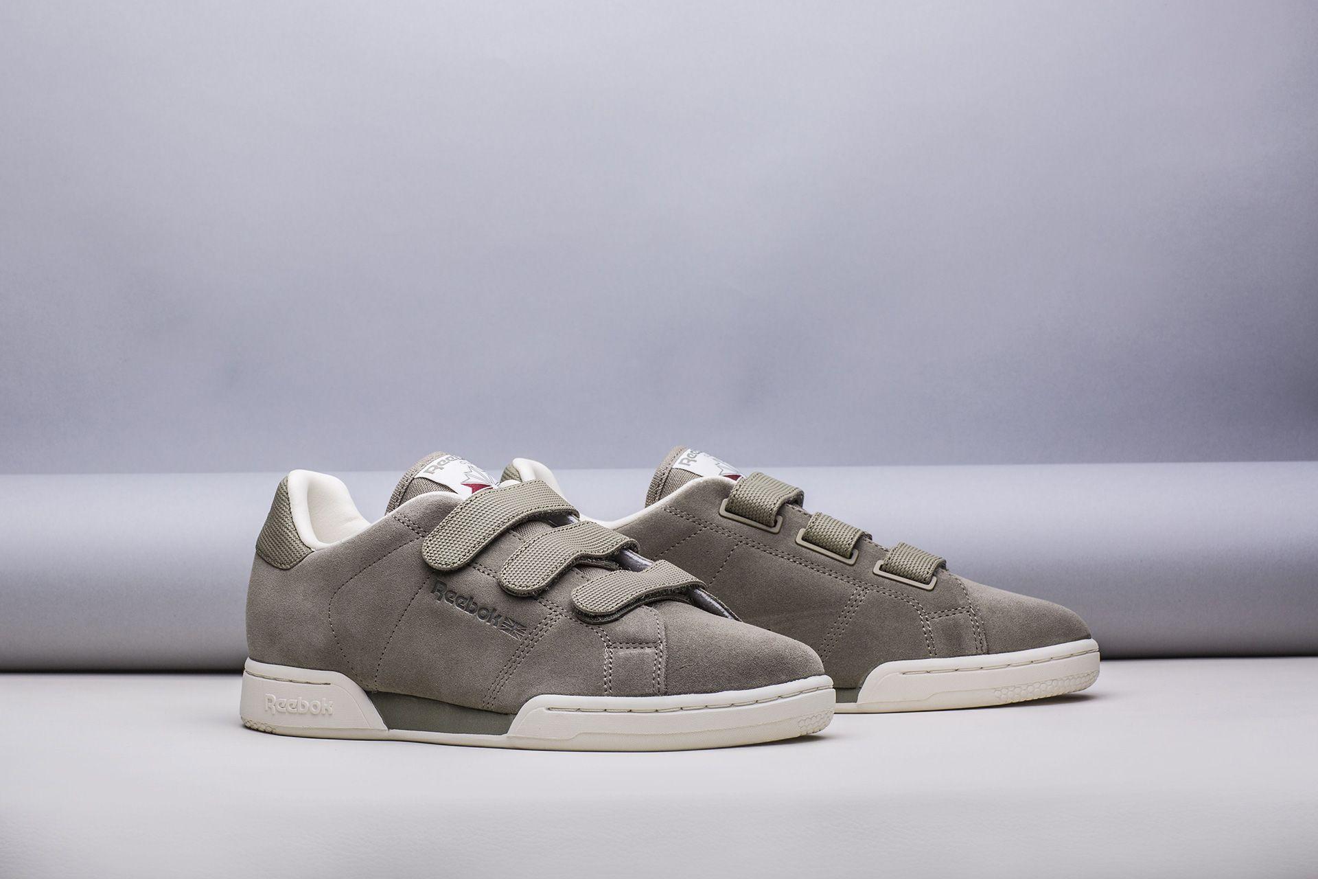 f6e160004c76 Купить хаые мужские кроссовки NPC Straps N от Reebok (BD2974) по ...