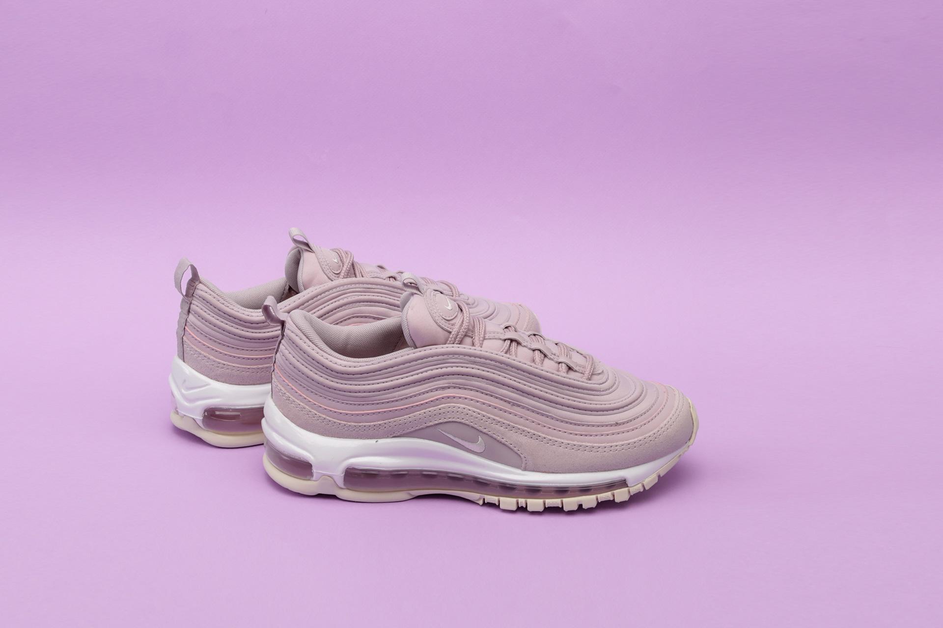 d99e1f72 Купить розовые женские кроссовки W Air Max 97 PRM от Nike (917646 ...