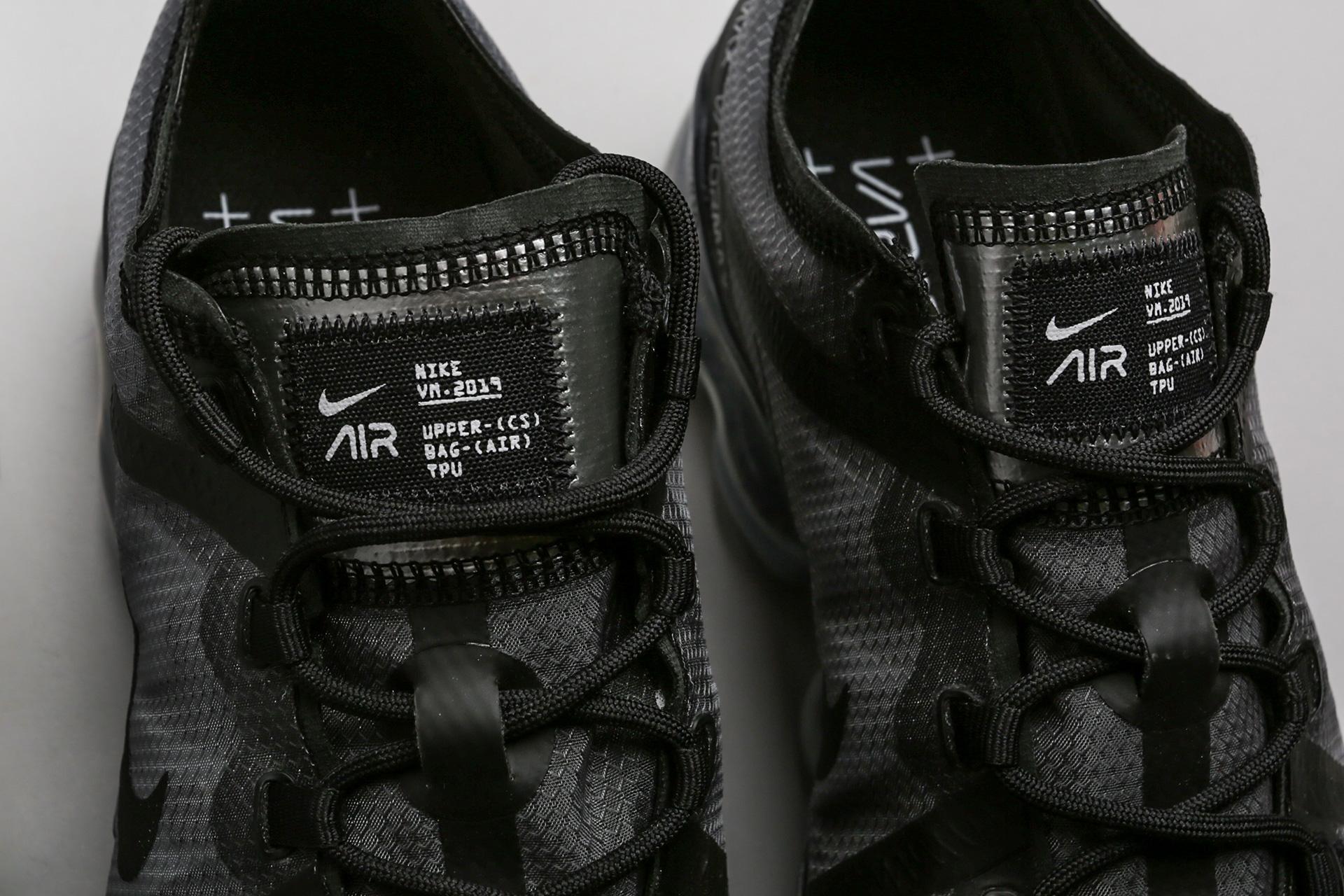 10f57a7e ... Купить мужские серые кроссовки Nike Air Vapormax 2019 - фото 3 картинки  ...