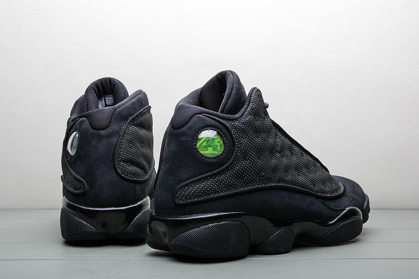 571c02cc ... Купить мужские черные кроссовки Jordan Air Jordan XIII Retro - фото 3  картинки ...