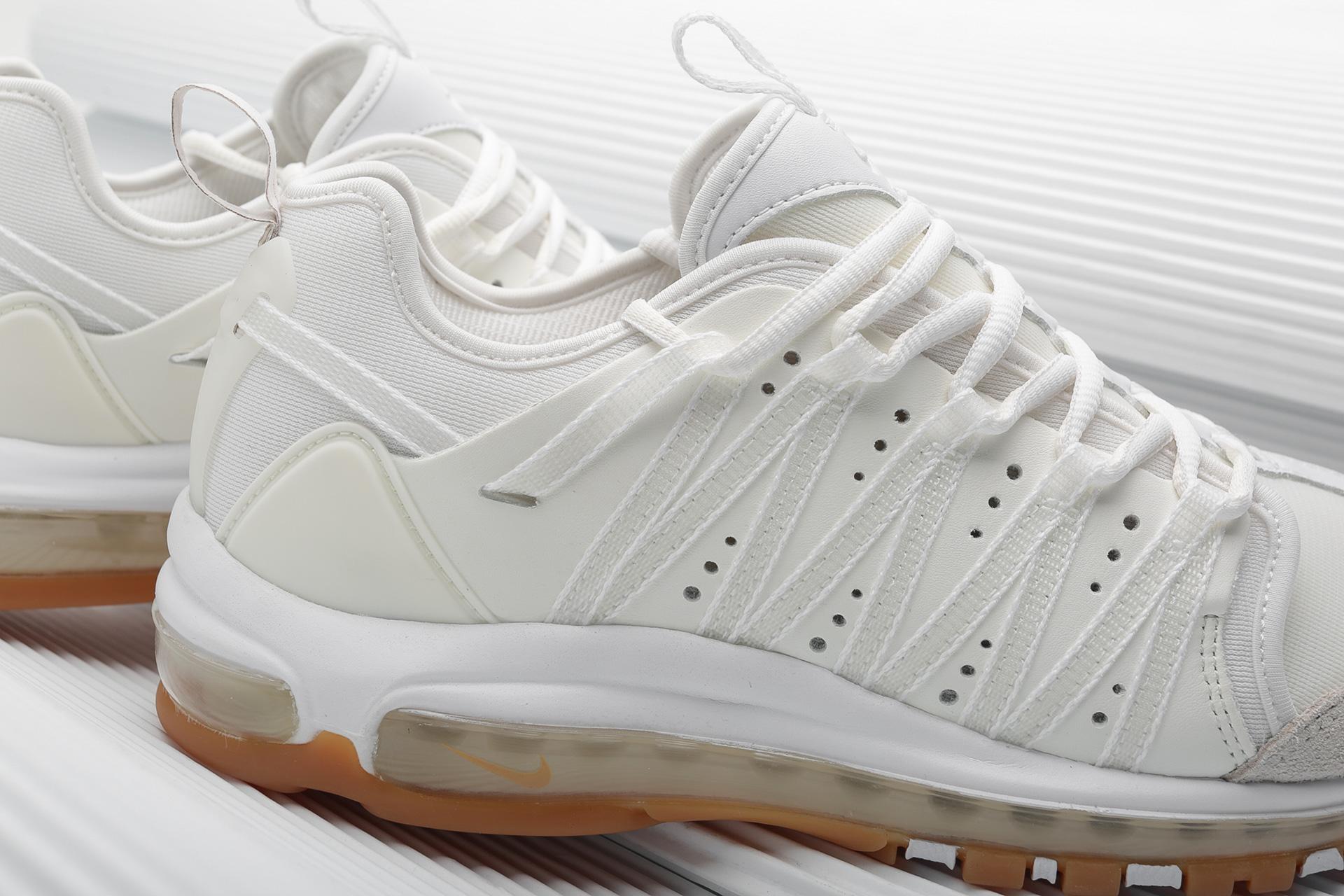 c34de6e2 ... Купить мужские белые кроссовки Nike Air Max 97 / Haven / Clot - фото 2  картинки ...