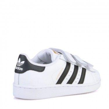 56b1ec79 Купить белые детские кроссовки Superstar от adidas Originals (B26070 ...