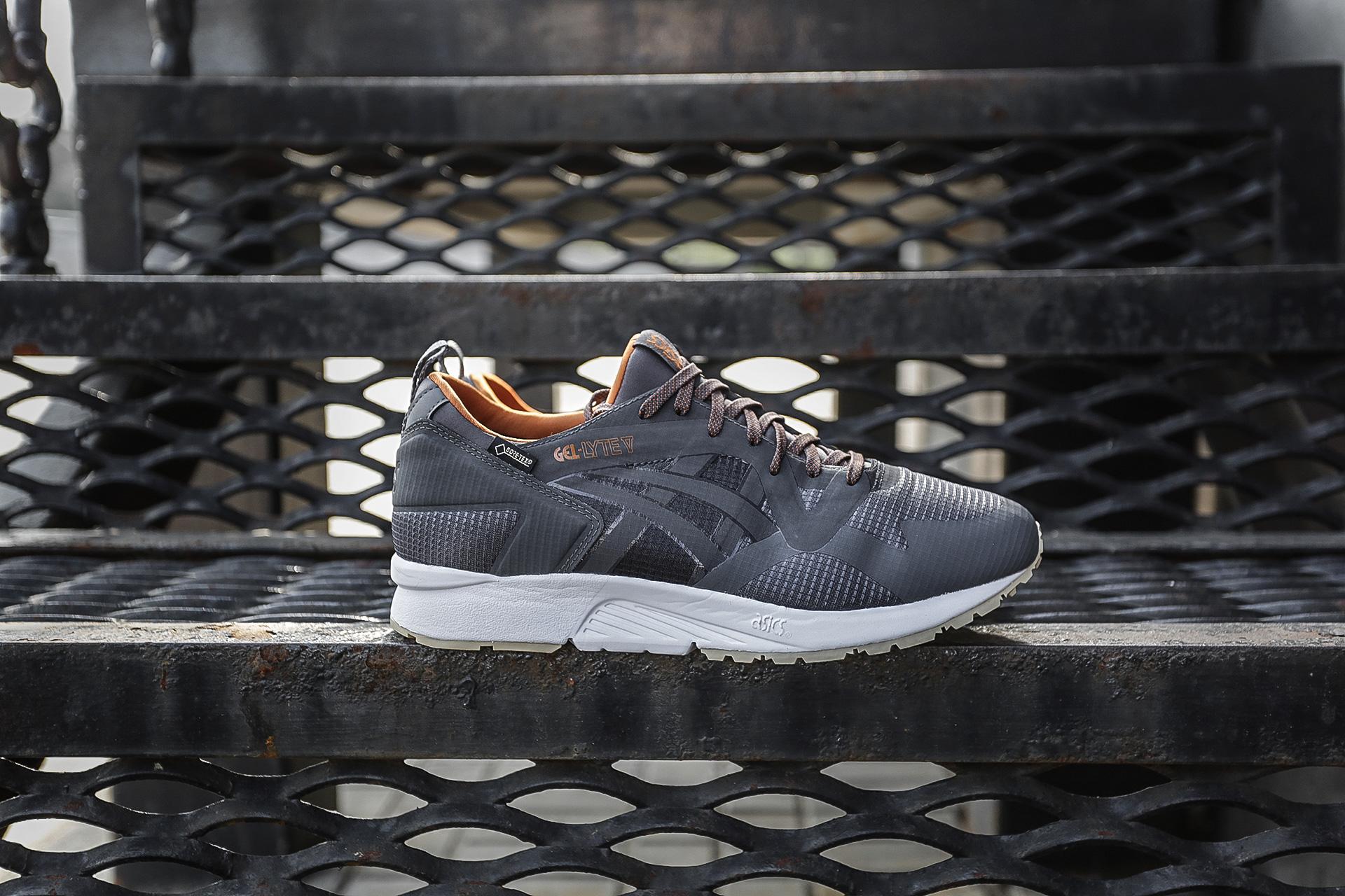 online store 5dc5e 43abc Купить серые мужские кроссовки Gel-Lyte V NS G-TX от ASICS ...