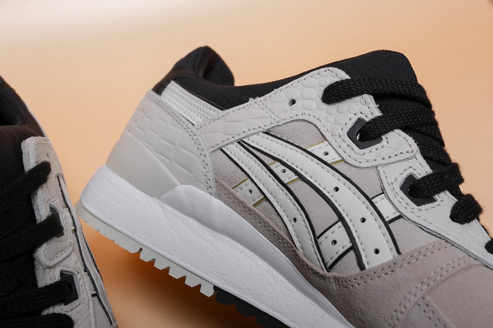 ... Купить мужские бежевые кроссовки ASICS Gel-Lyte III - фото 5 картинки 38a1f5dca0425