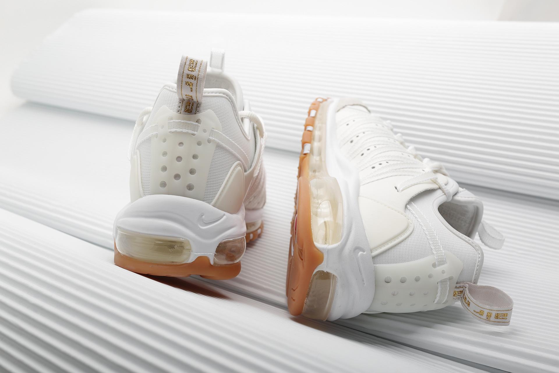64fcfe71 ... Купить мужские белые кроссовки Nike Air Max 97 / Haven / Clot - фото 3  картинки ...