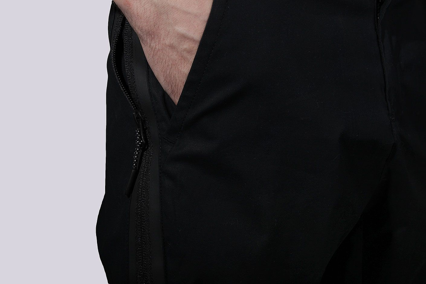 9384d3c59cda Чёрные мужские брюки Bonded Jogger Pants от Nike (823363-010) по ...