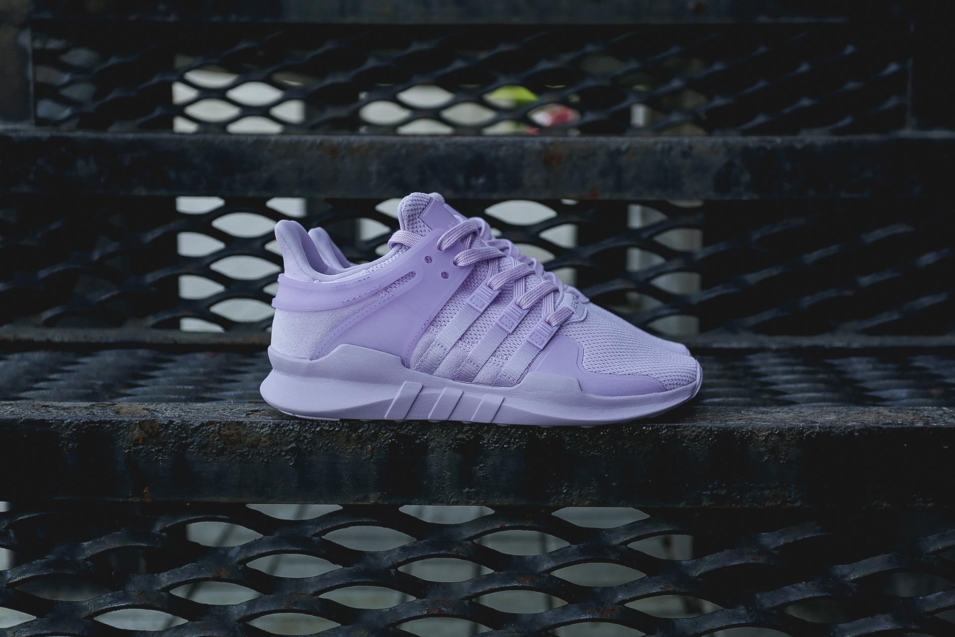Купить женские фиолетовые кроссовки adidas Originals EQT Support ADV W 23e7a211c66