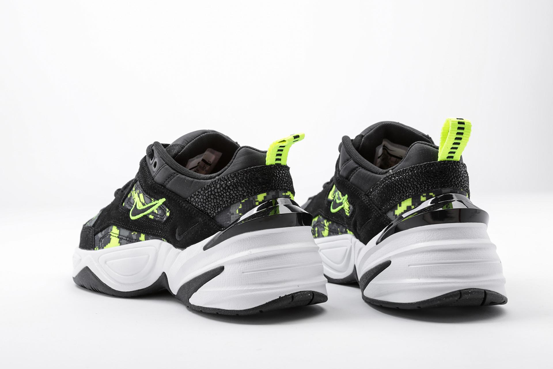 c710e2aa8e0be ... Купить женские черные кроссовки Nike WMNS M2K Tekno - фото 6 картинки
