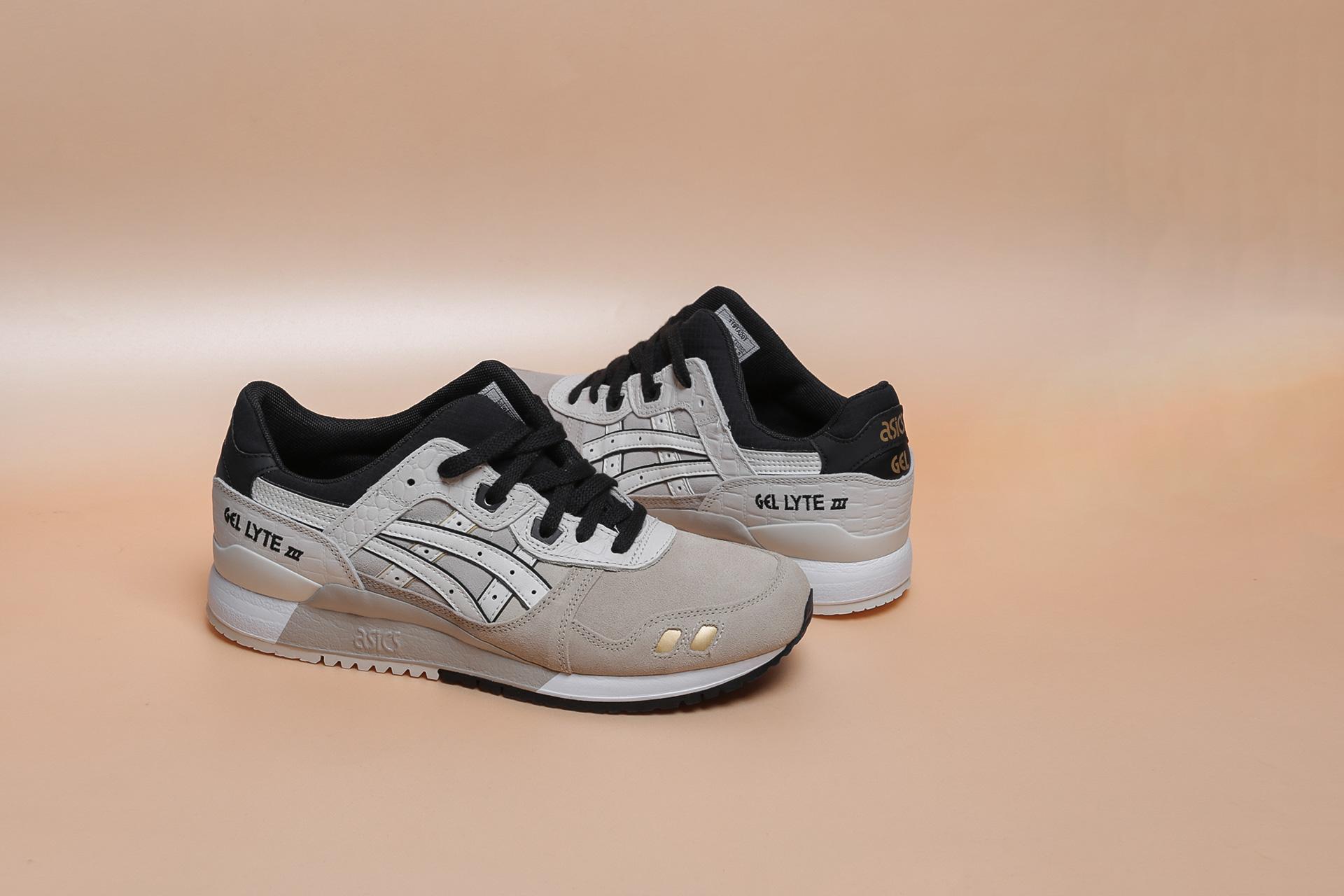 Купить бежевые мужские кроссовки Gel-Lyte III от ASICS (1191A201-021 ... 19d6b03a0f061