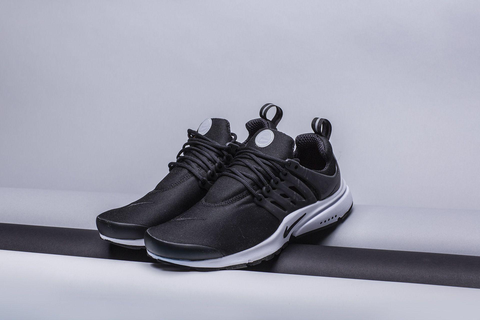 90aab11a Купить чёрные мужские кроссовки Air Presto Essential от Nike (848187 ...
