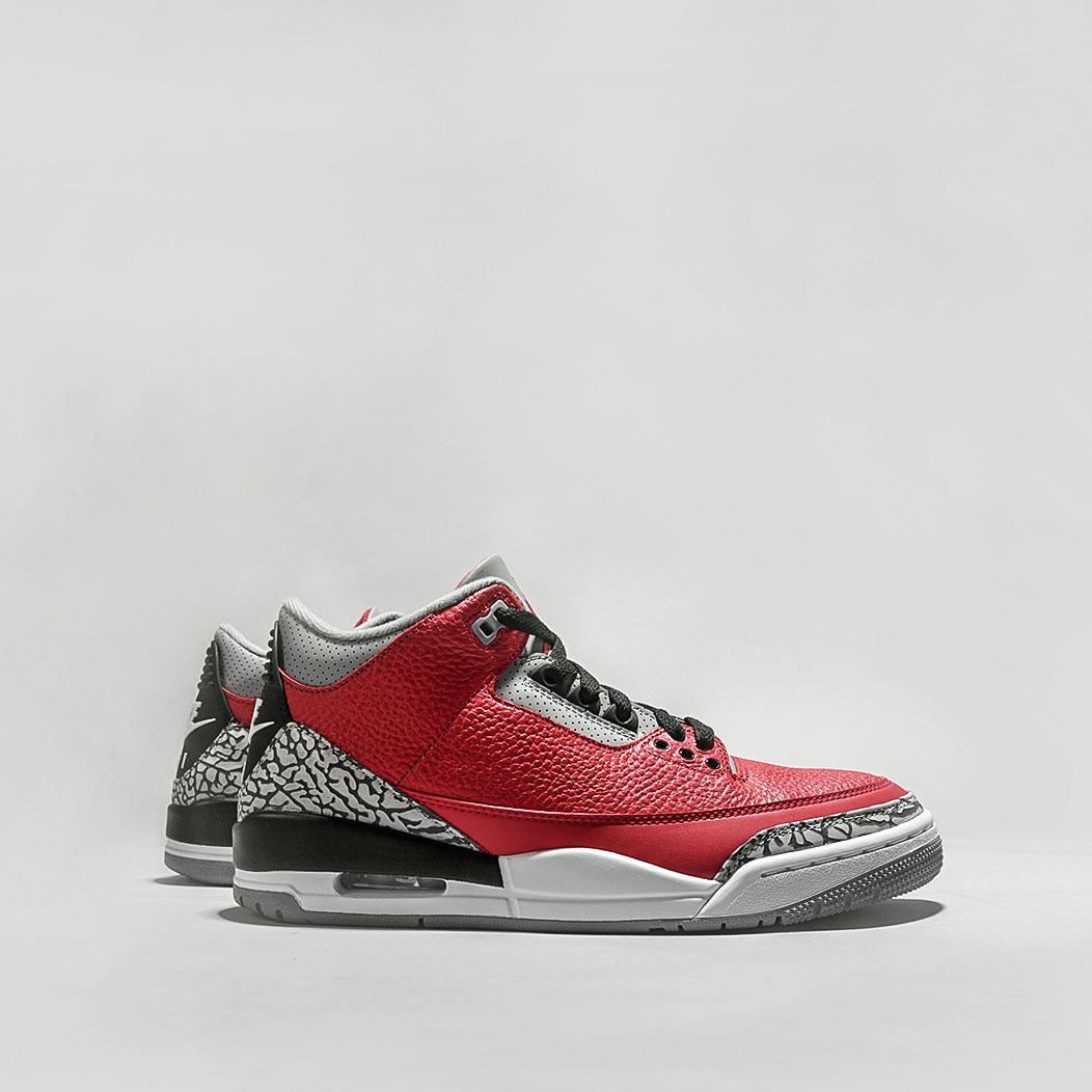 Кроссовки Jordan 3 Retro U