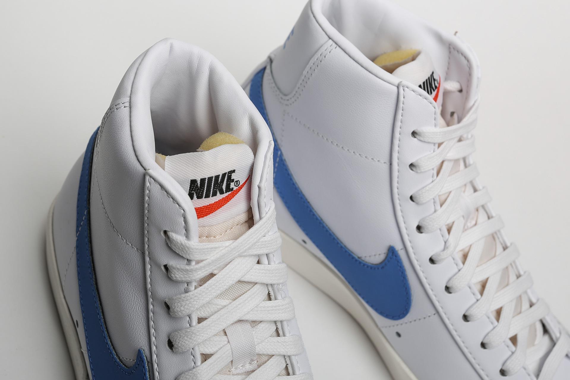 198c4f07 ... Купить белые кроссовки Nike Blazer Mid '77 Vintage - фото 5 картинки