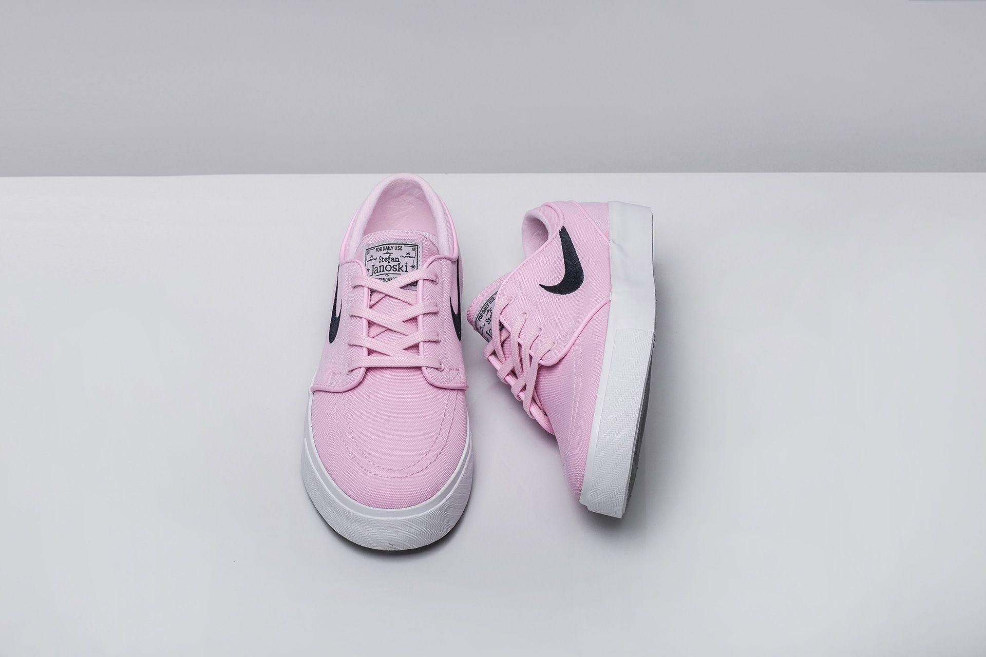 cheap for discount 3c2b4 1f00d ... Купить розовые кроссовки Nike SB Zoom Stefan Janoski CNVS - фото 2  картинки ...