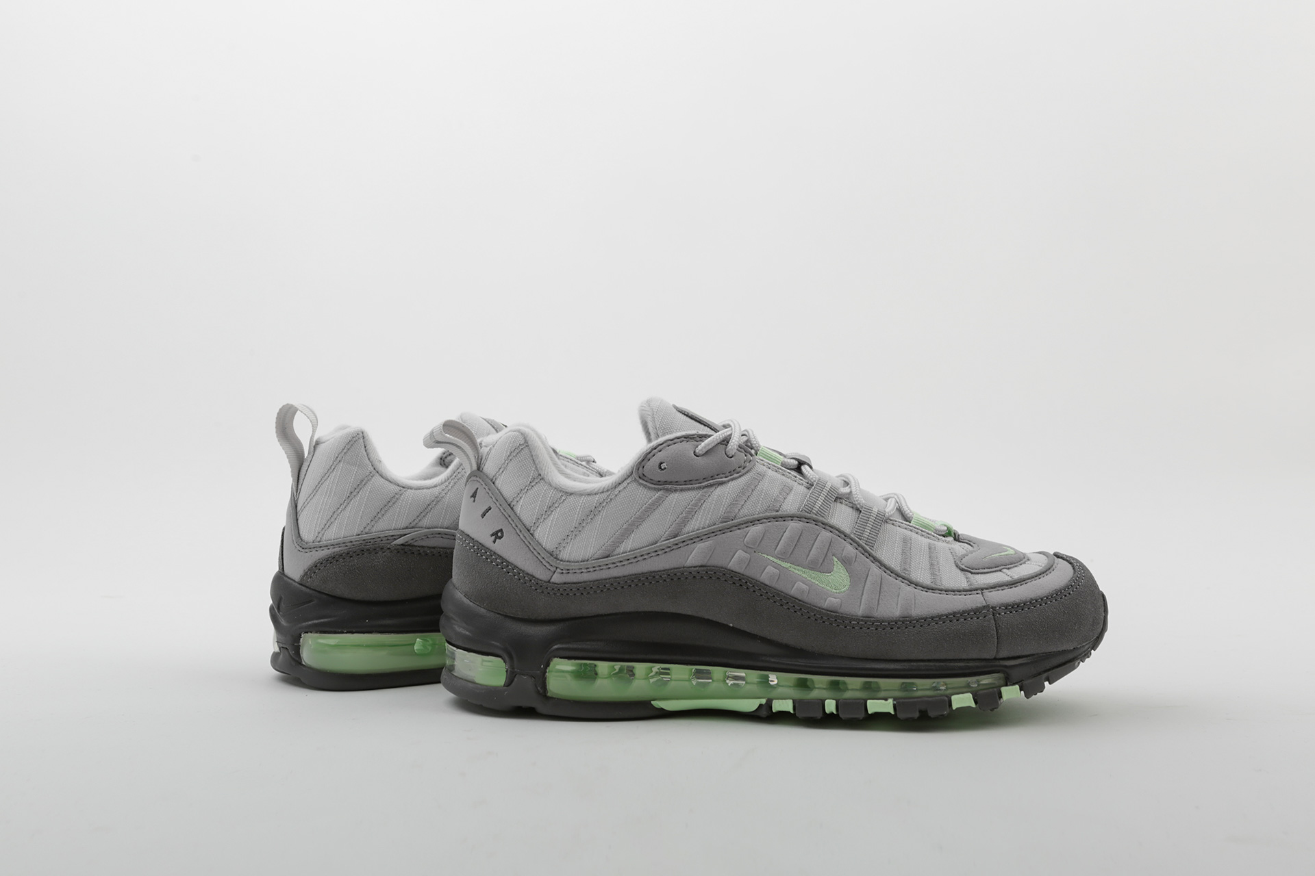 3d3a292b Купить серые мужские кроссовки Air Max 98 от Nike (640744-011) по ...